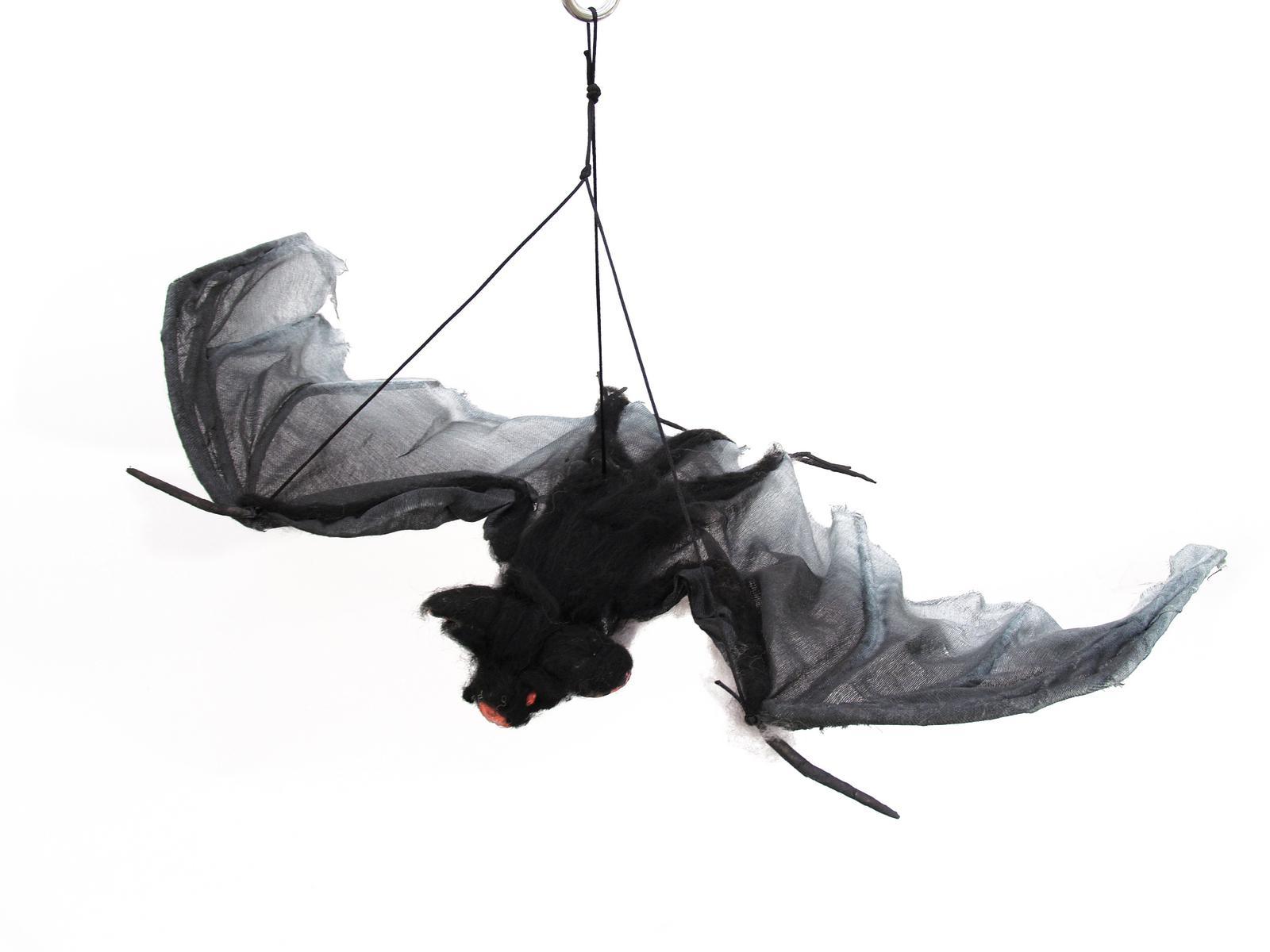 EUROPALMS Fledermaus, groß, Spannweite 120cm