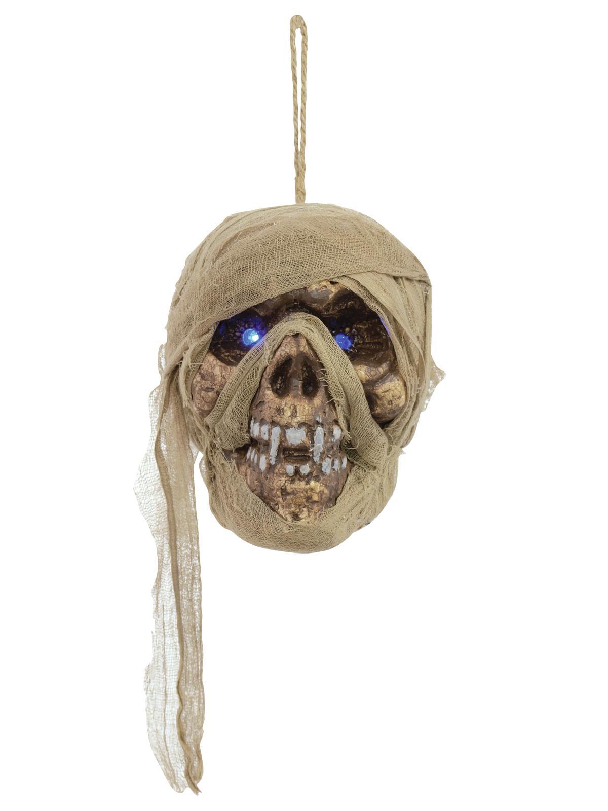 EUROPALMS Mummia cranio