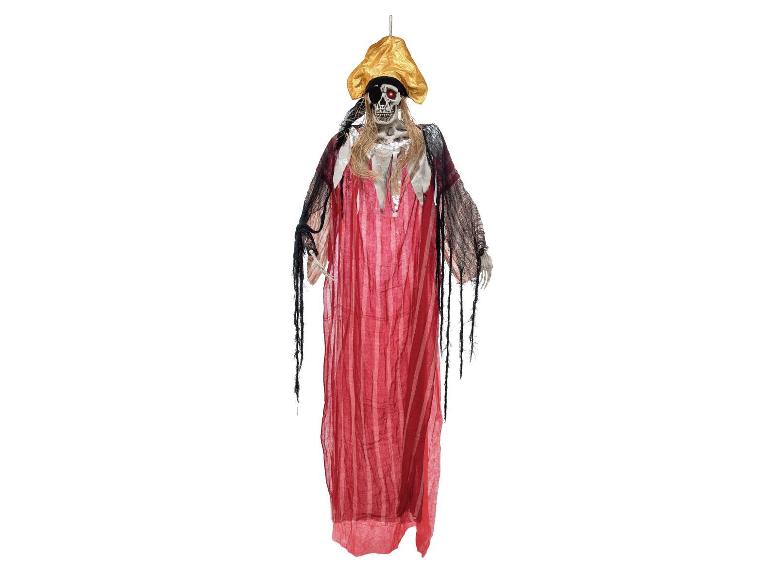 EUROPALMS Halloween Pirat, 170cm