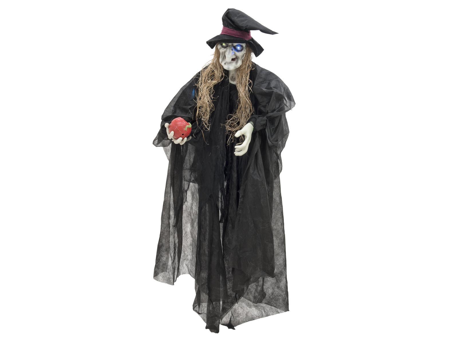 EUROPALMS Strega di Halloween,