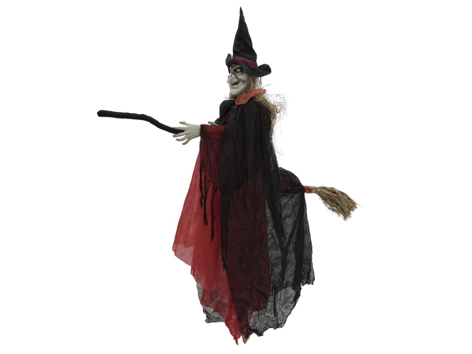 EUROPALMS strega di Halloween in partenza, 170cm