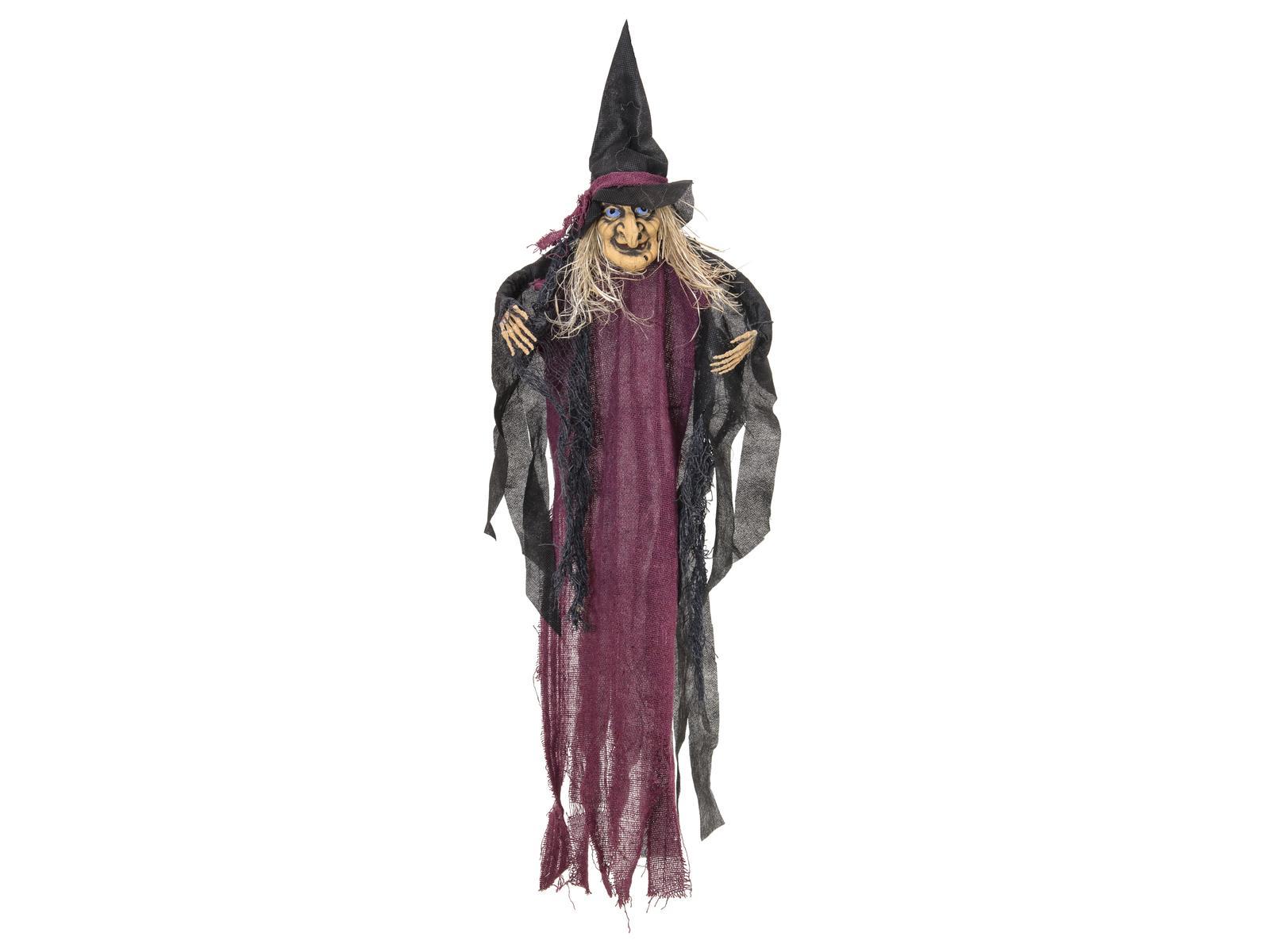 EUROPALMS strega di Halloween Sofia, 65cm