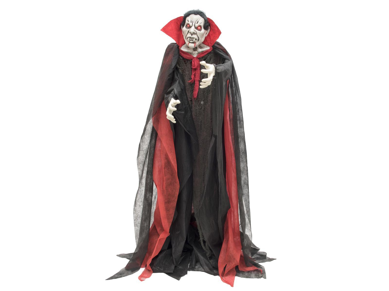 EUROPALMS Halloween Vampiro, in piedi, 180cm