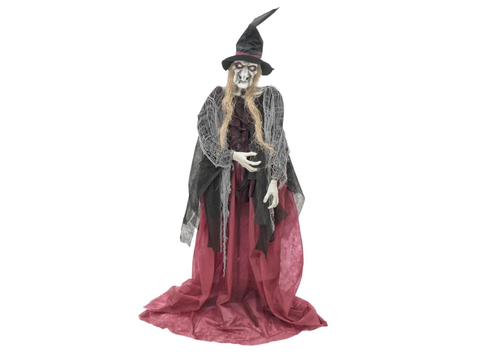EUROPALMS strega di Halloween Ambrosia, 180cm