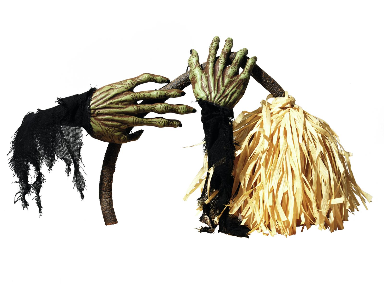 EUROPALMS Halloween Horrorbroom, animato