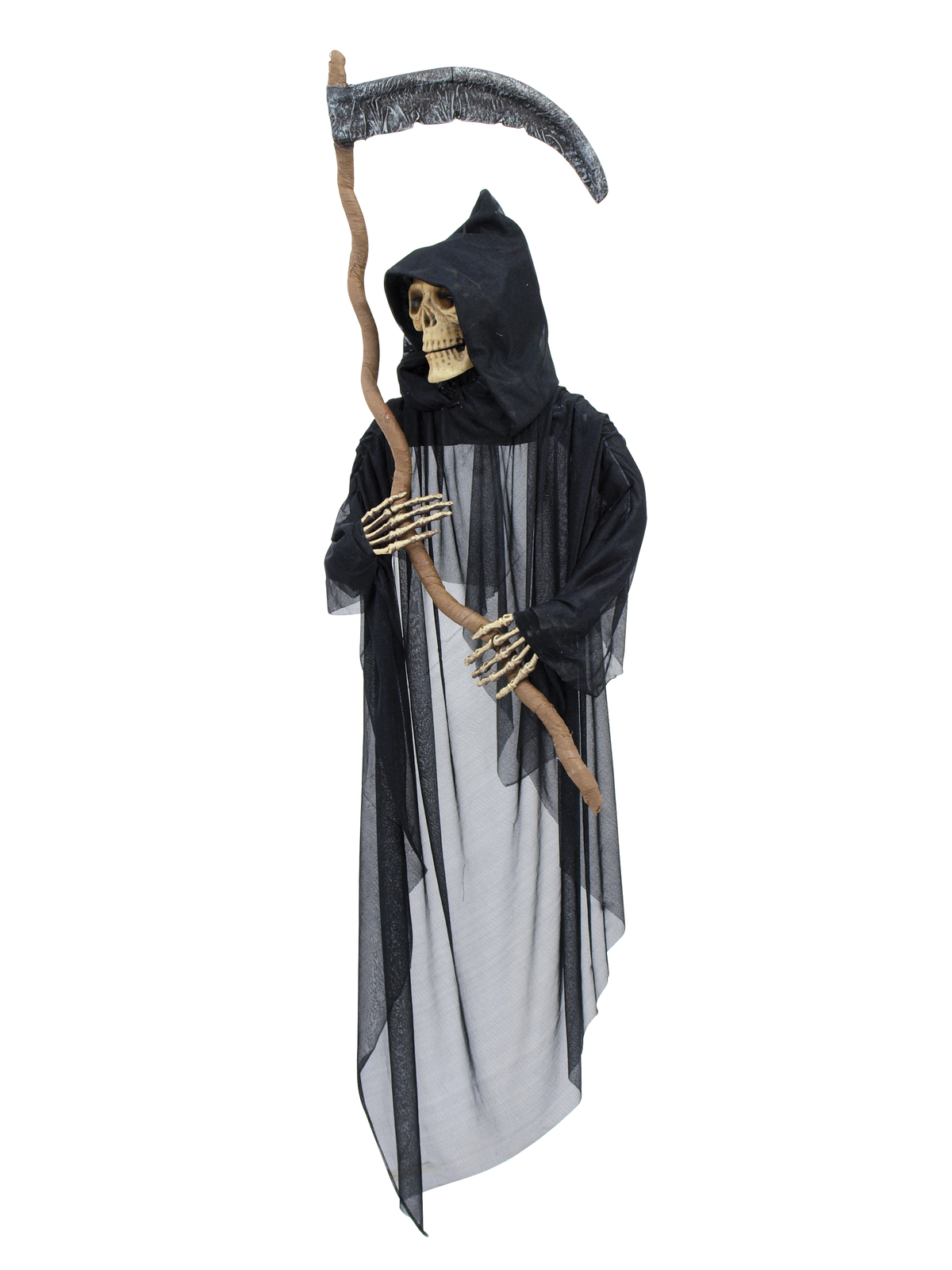 EUROPALMS Halloween Figur Sensenmann 150cm