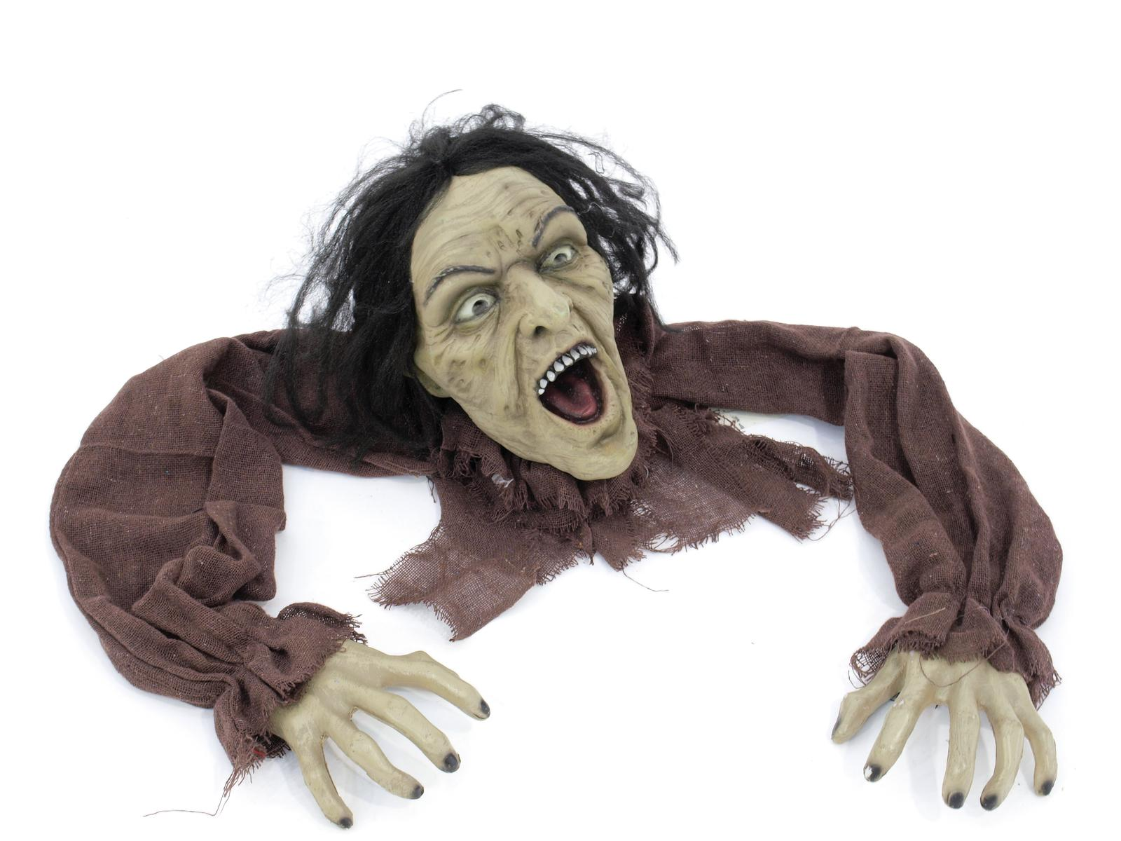 EUROPALMS Halloween Figur Crawling 140cm