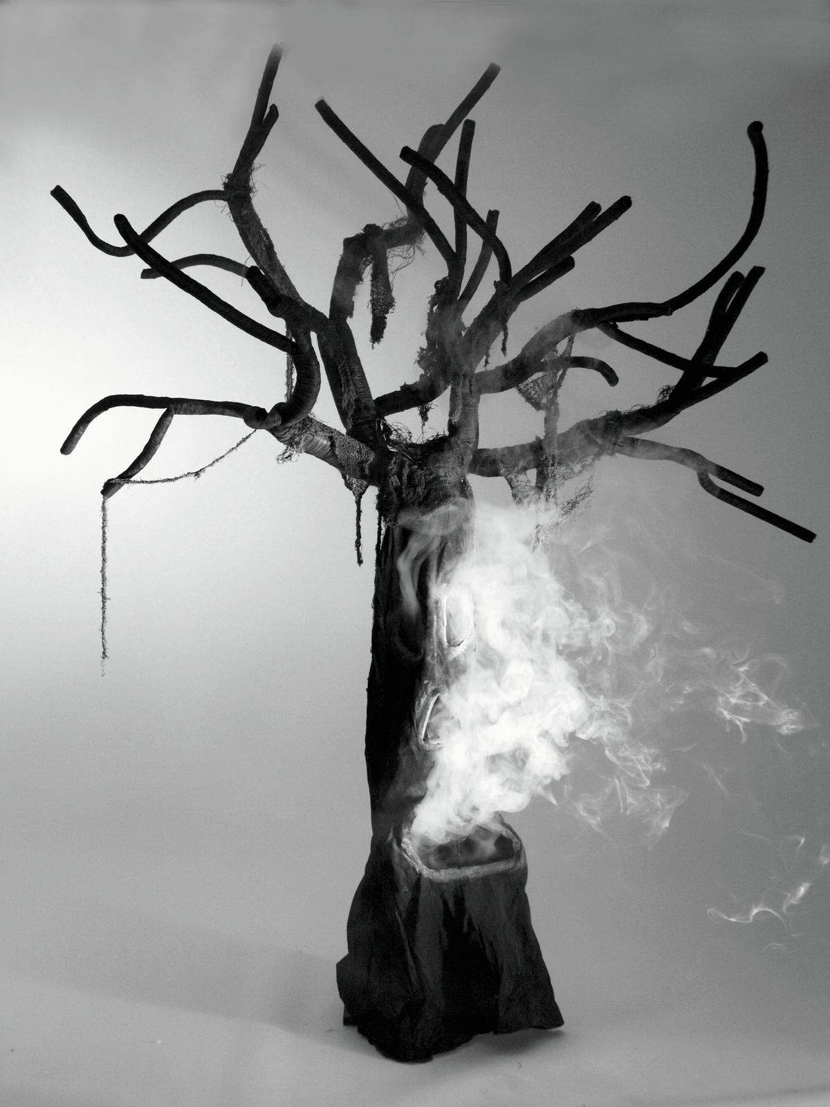 EUROPALMS Halloween horror albero
