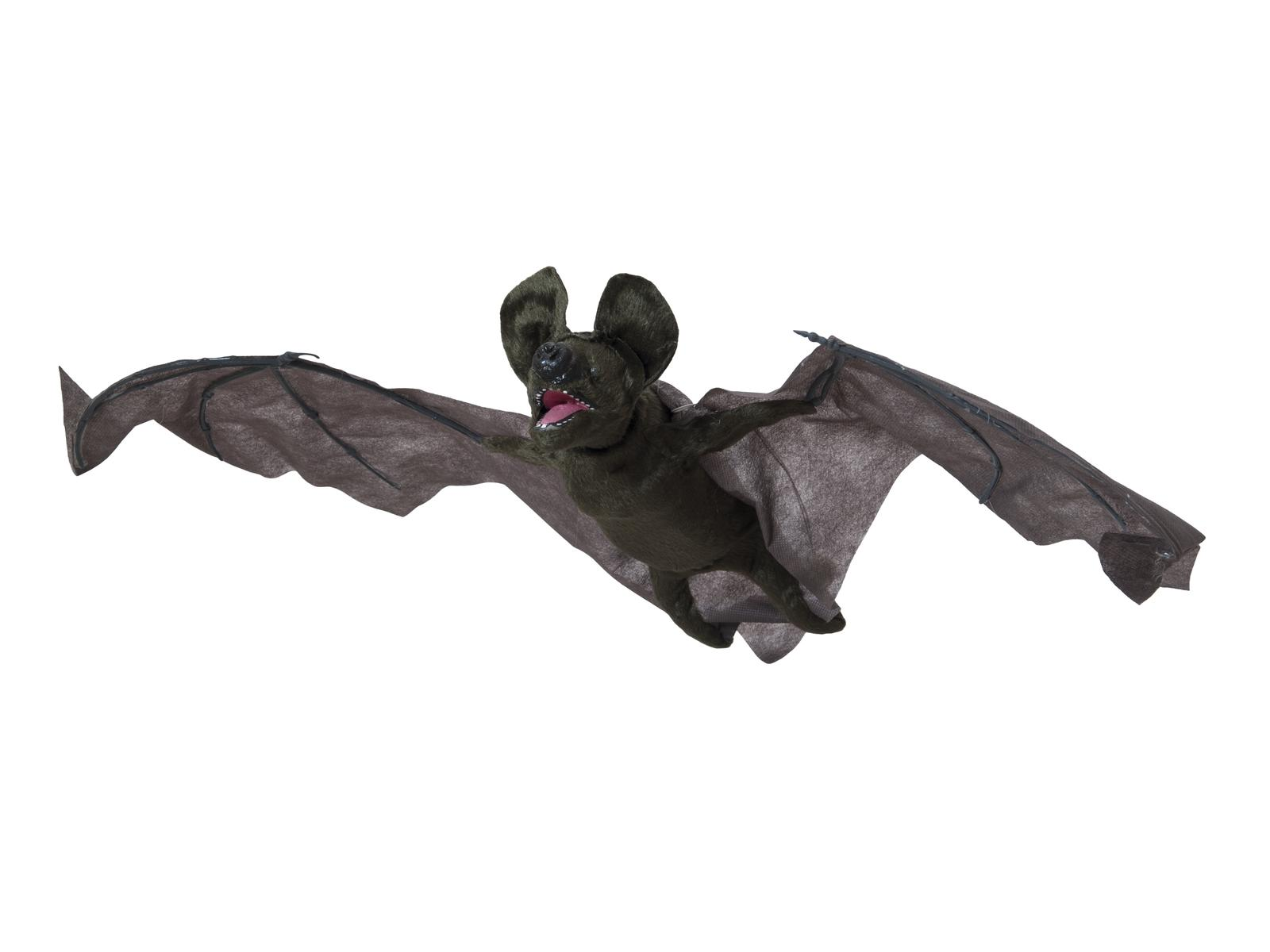 EUROPALMS Halloween Fledermaus, animiert 90cm