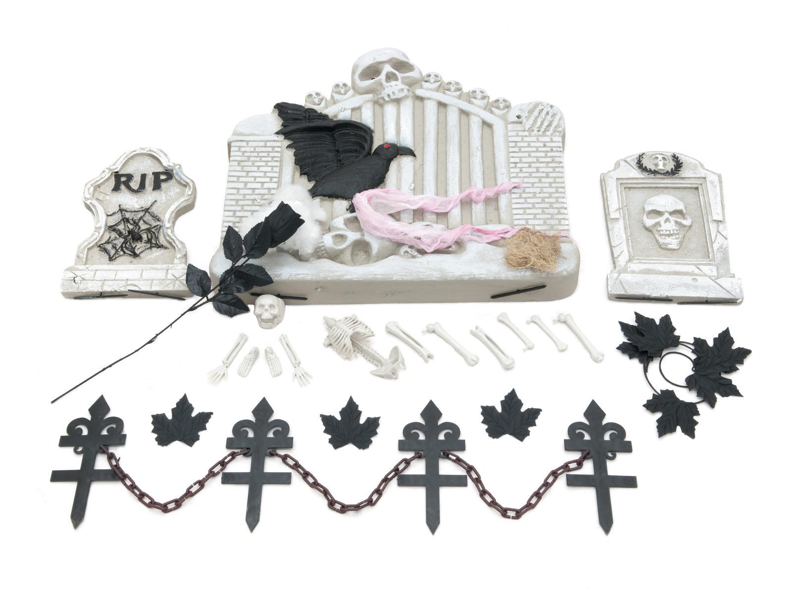 EUROPALMS Halloween scheletro