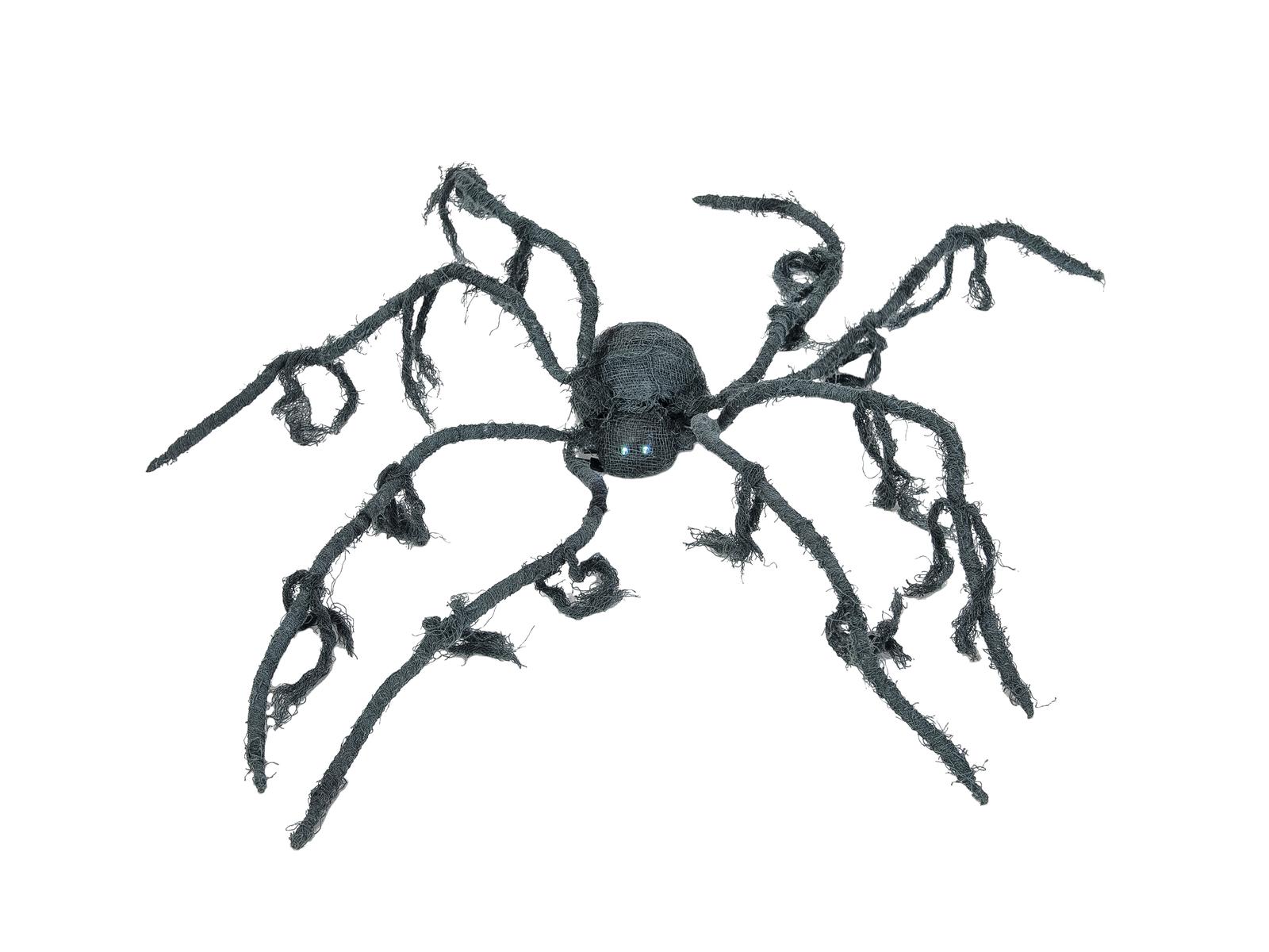 EUROPALMS Halloween Spider, animato, 110x8cm