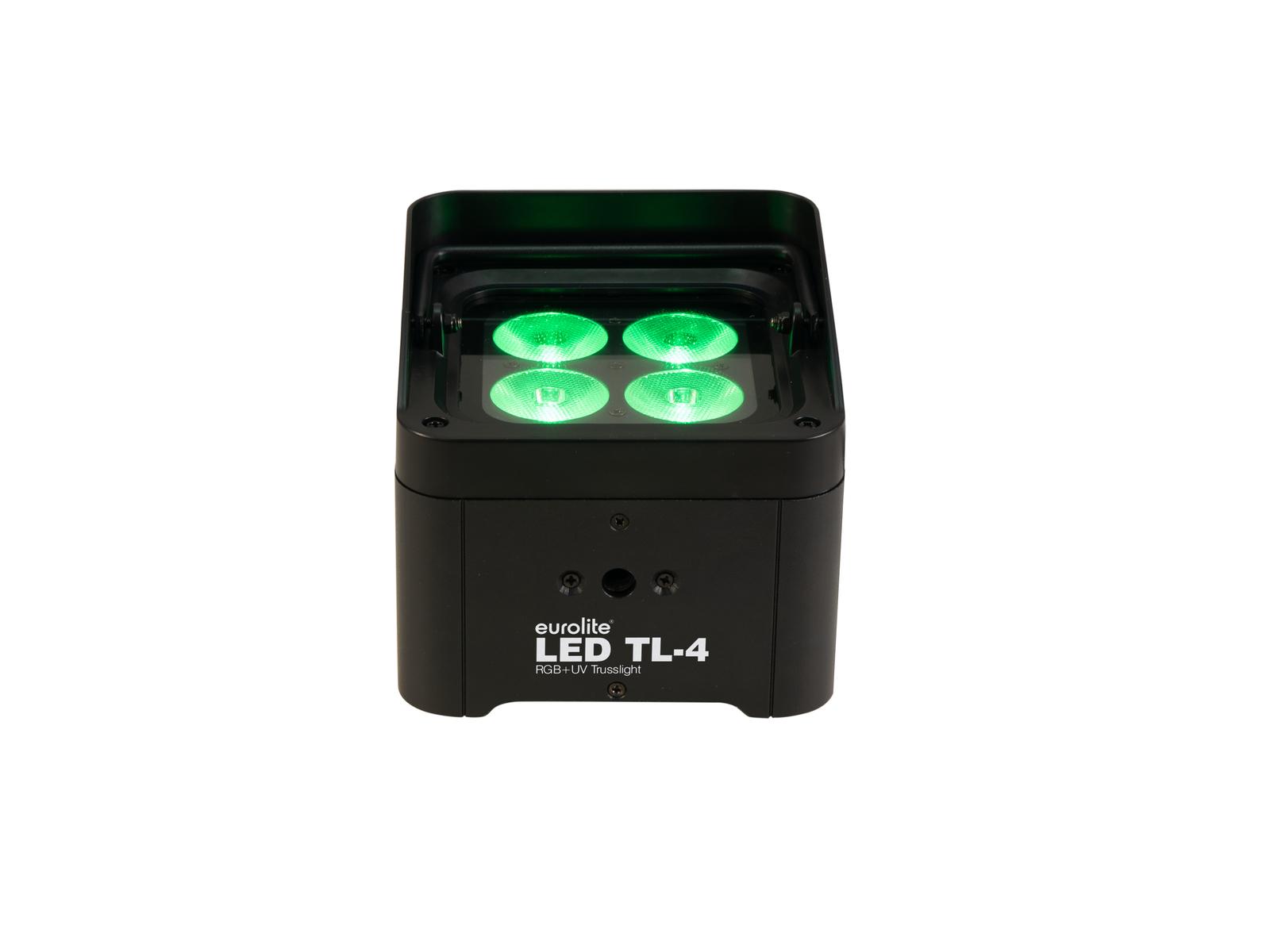 EUROLITE LED TL-4 QLC RGB+UV Trusslight
