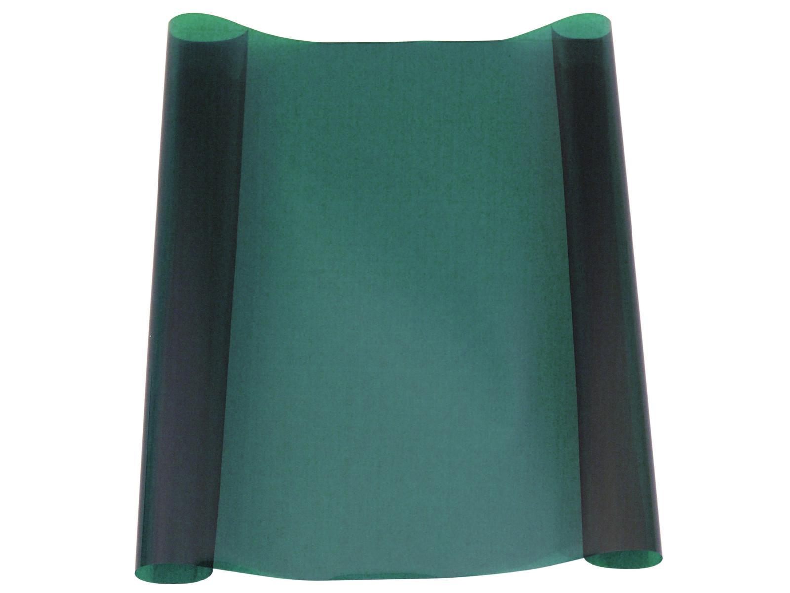 Gelatina Rotolo Foglio Filtro Per Tubo neon led 116 50x58cm verde Eurolite