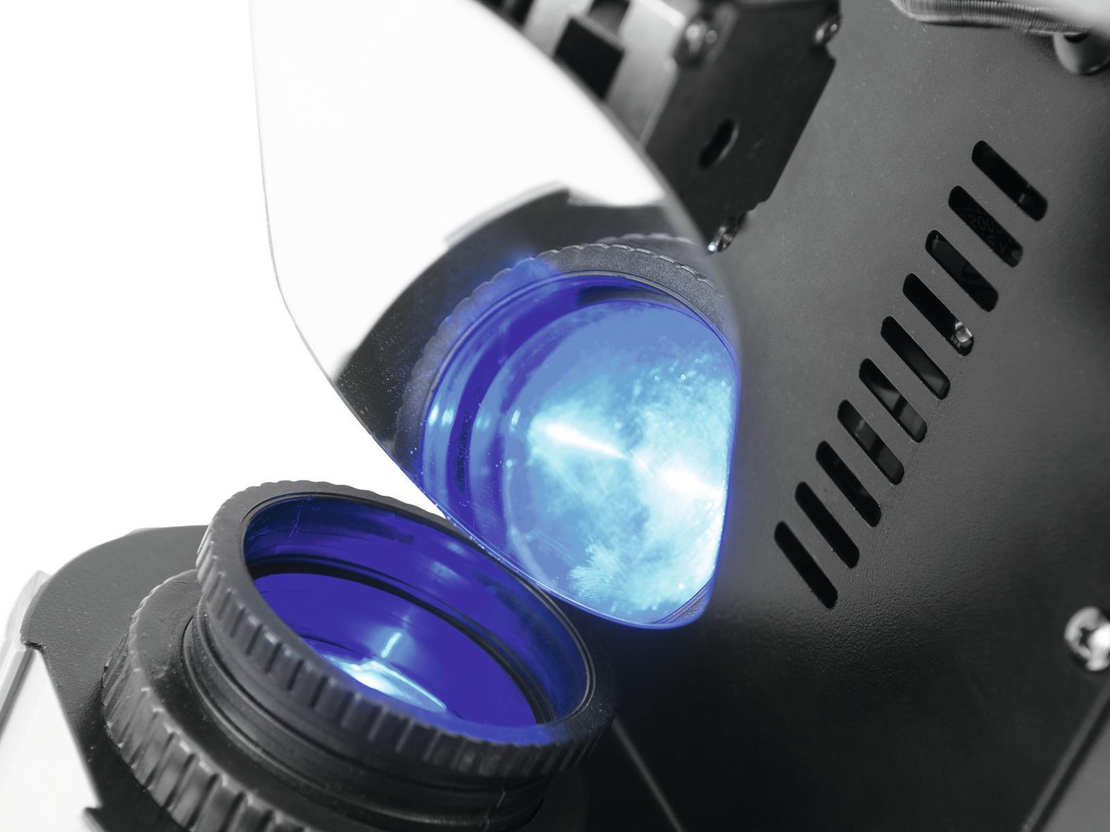EUROLITE LED PST-10 QLC Scansione Luce