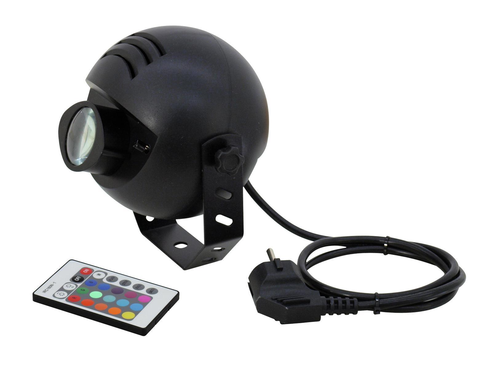 EUROLITE LED PST-9W TCL FB Spot