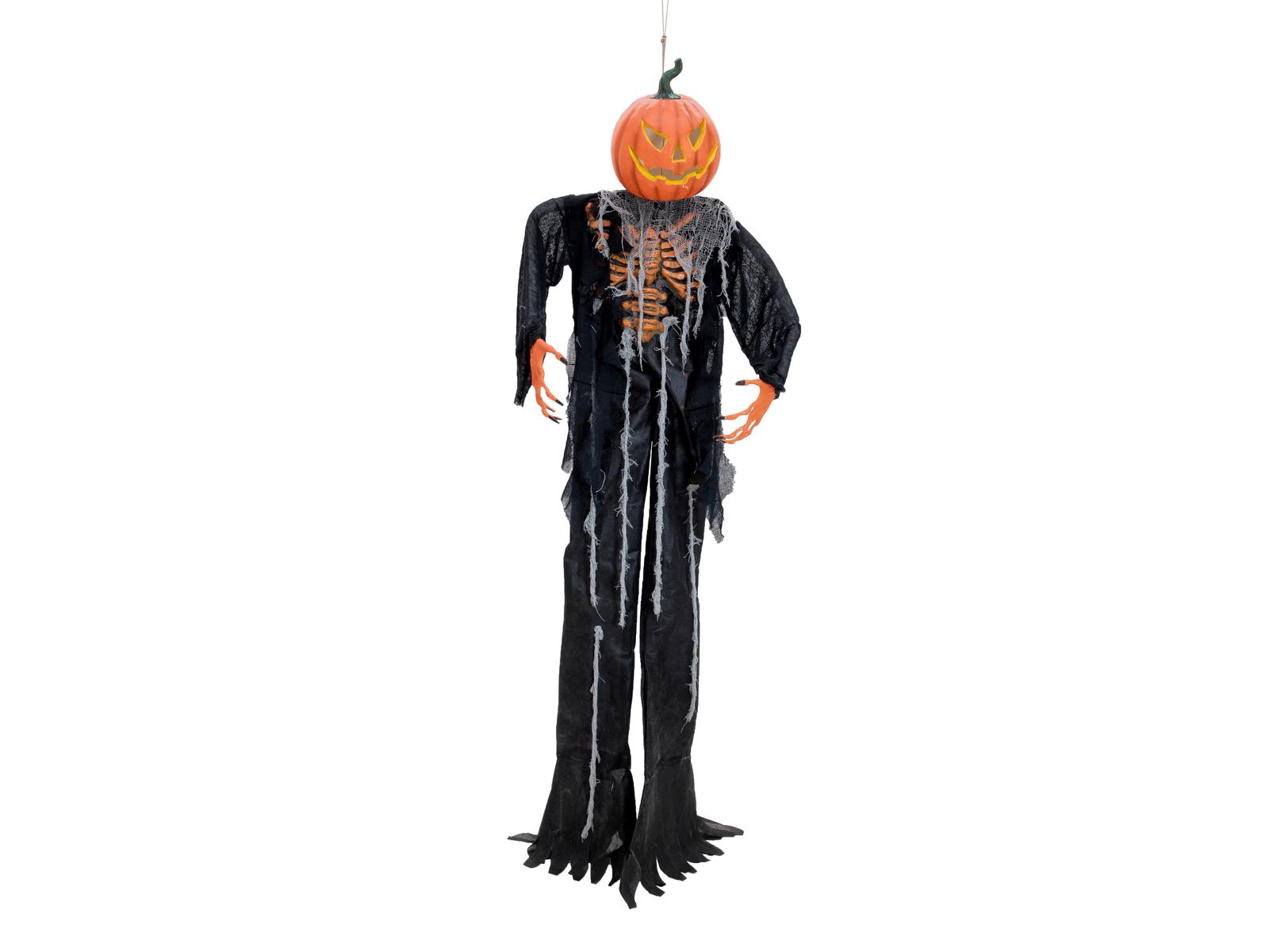 EUROPALMS Halloween Figura Fantasma Zucca, 200cm