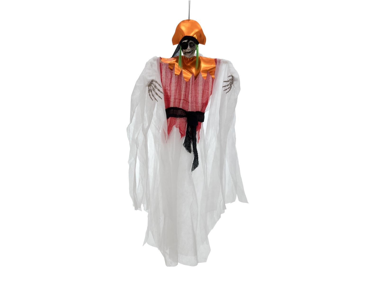 EUROPALMS Halloween Figura del Pirata, 120cm