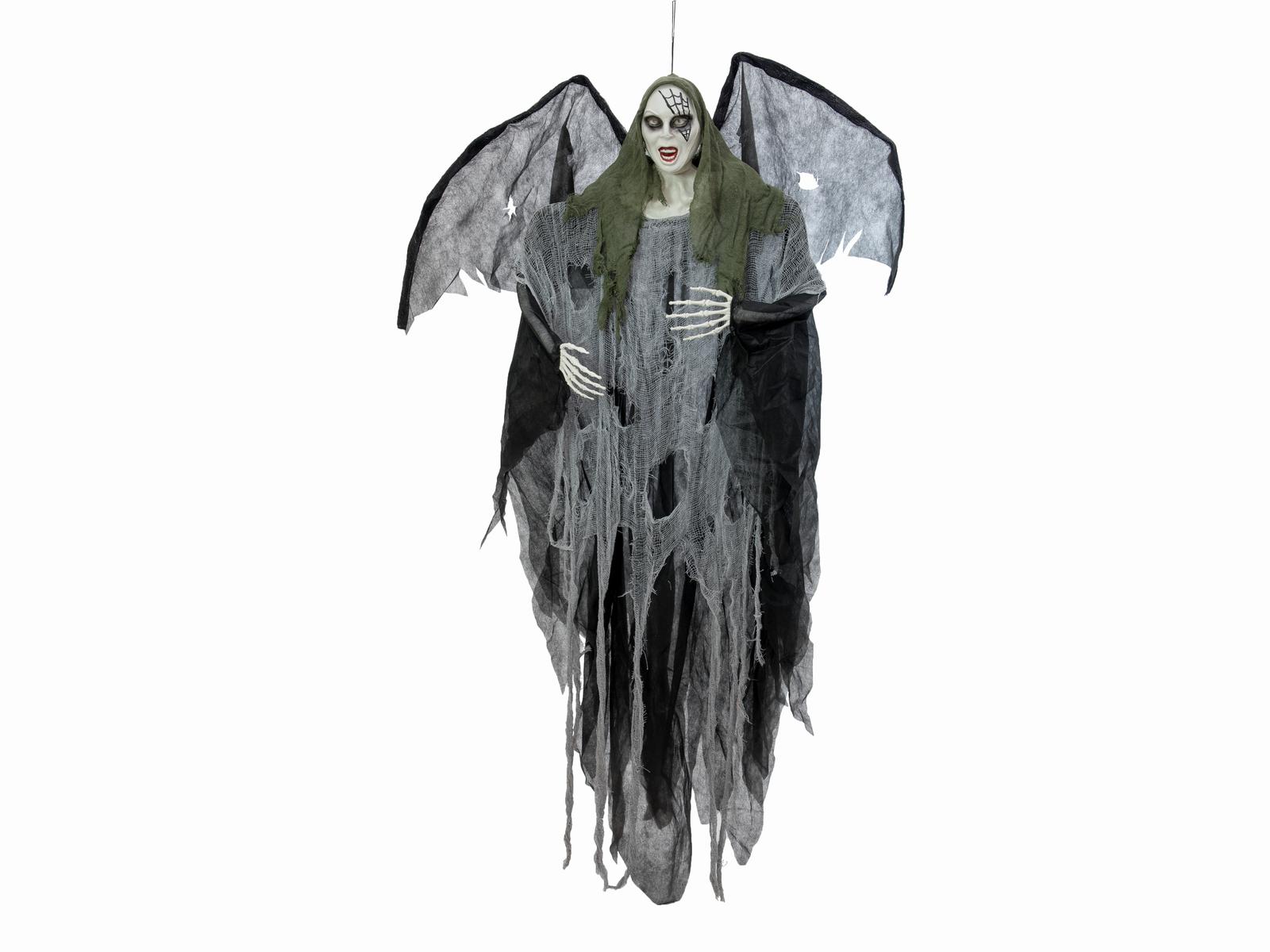 EUROPALMS Halloween Figura Harpyie, 170cm