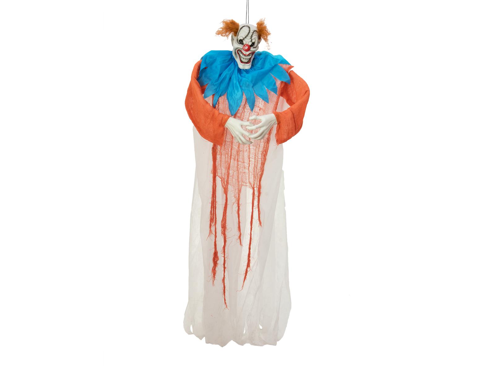 EUROPALMS Halloween Figura Ridere Pagliaccio, 170cm