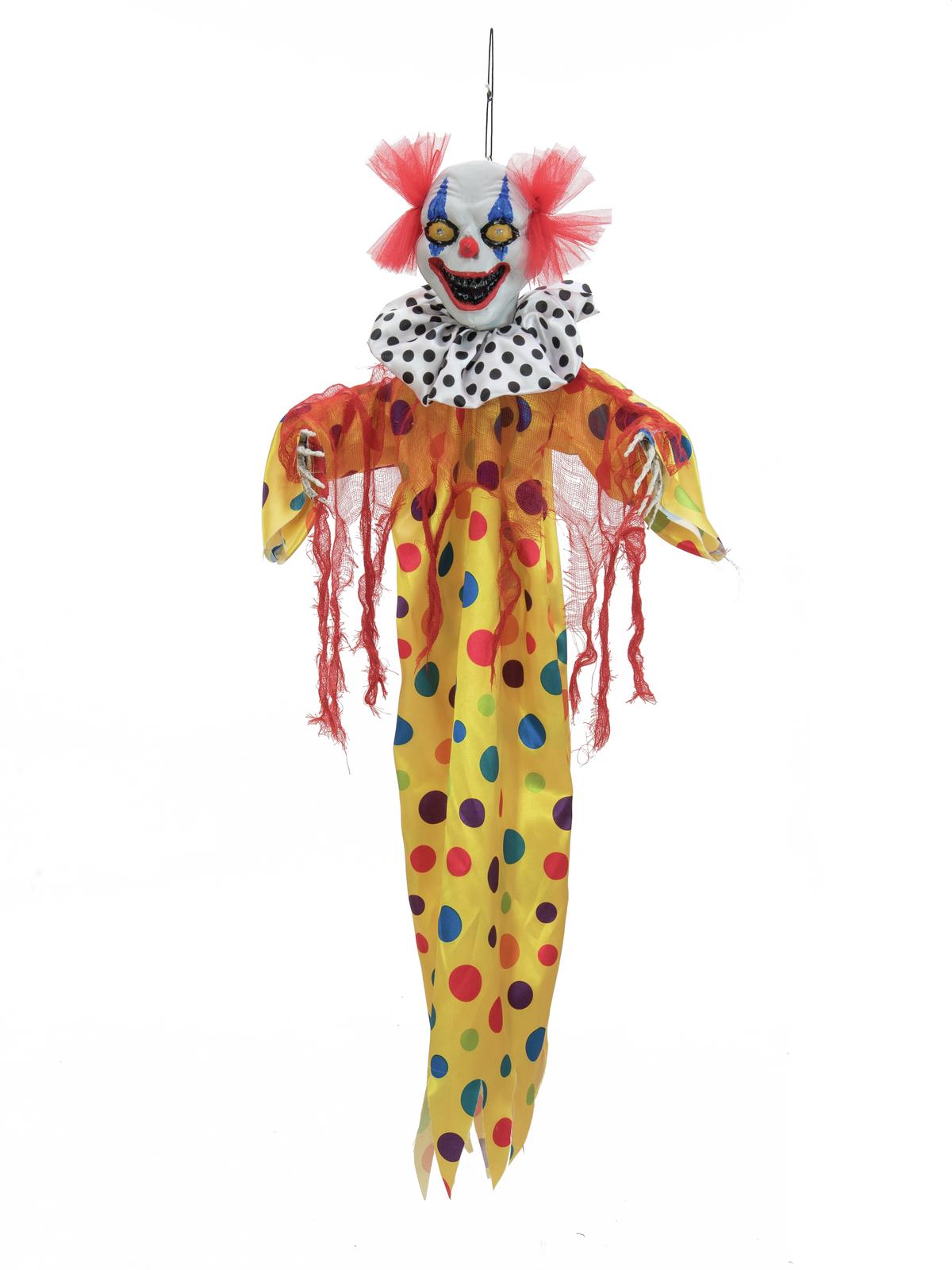 EUROPALMS Halloween Piccolo Pagliaccio, 90cm