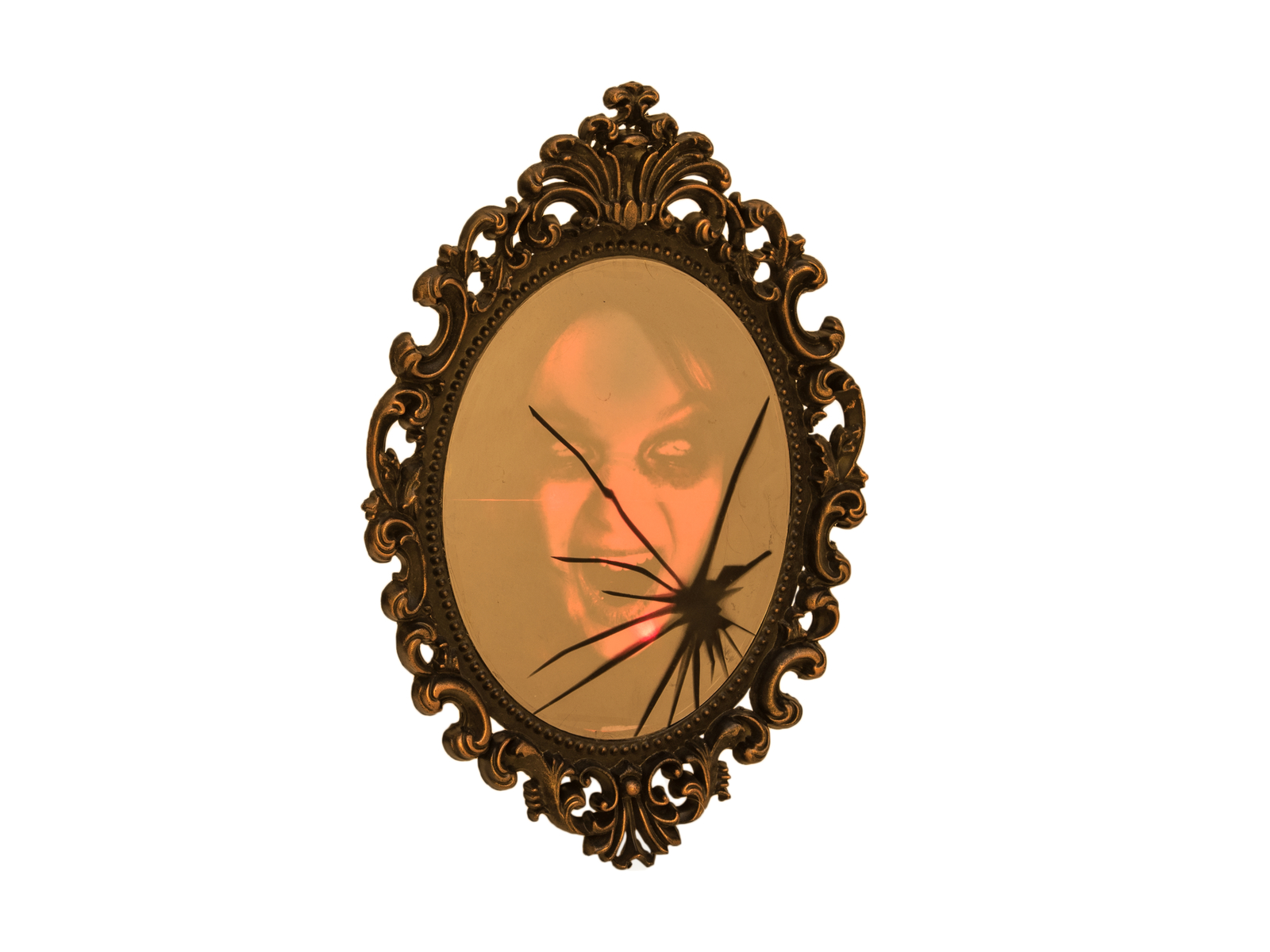 EUROPALMS Halloween Magic Mirror, 55cm