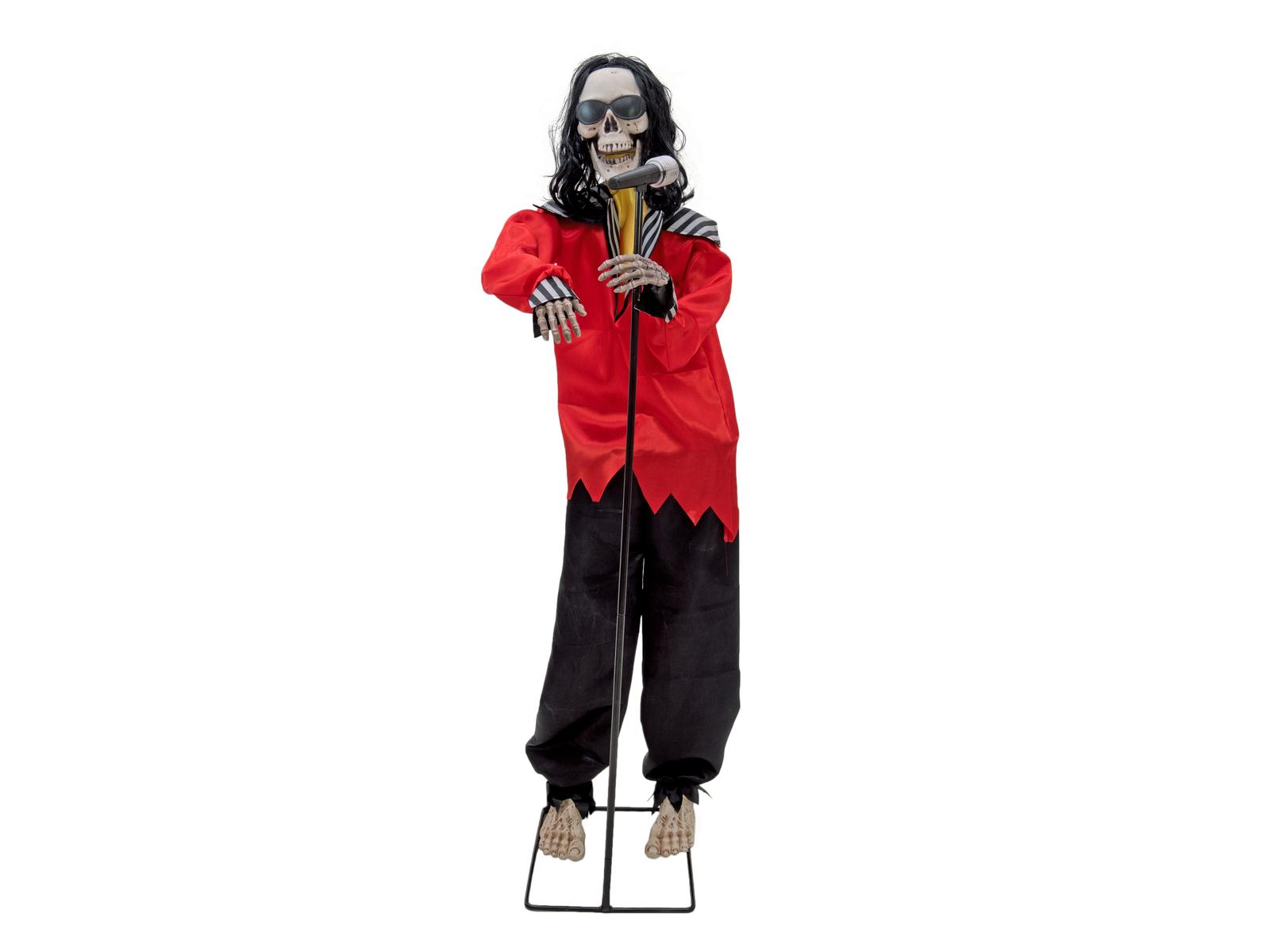 EUROPALMS Halloween Discoteche Cantante, 145cm