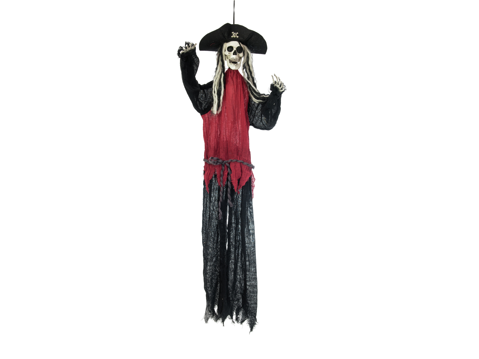 EUROPALMS Halloween Pirat, 120cm