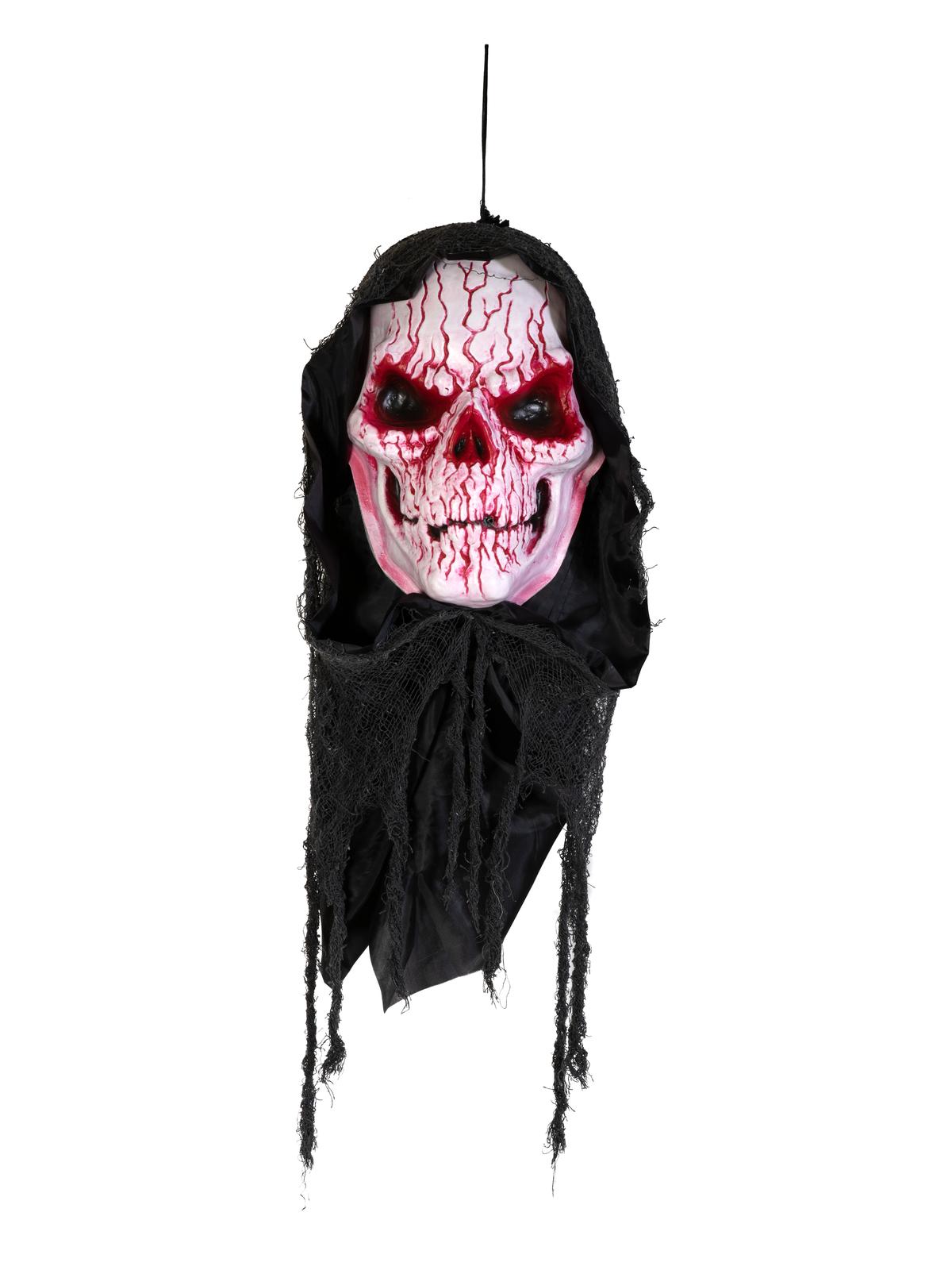 EUROPALMS Halloween Blut Totenkopf, 80cm