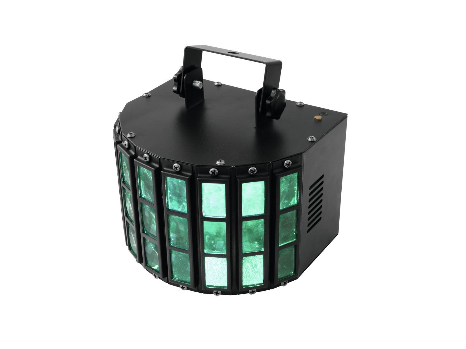 Effetto luce Light per Dj eventi a led Eurolite Beam Mini D-5