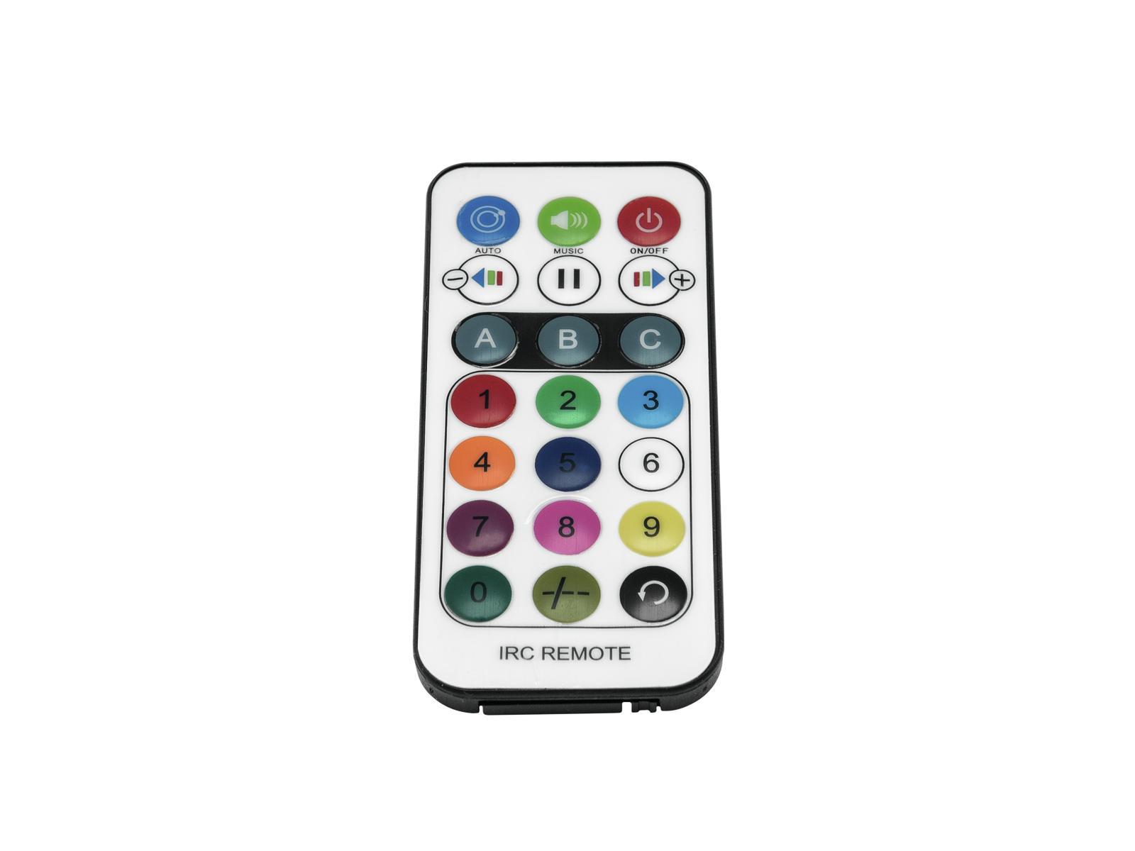 EUROLITE IR-16 Telecomando