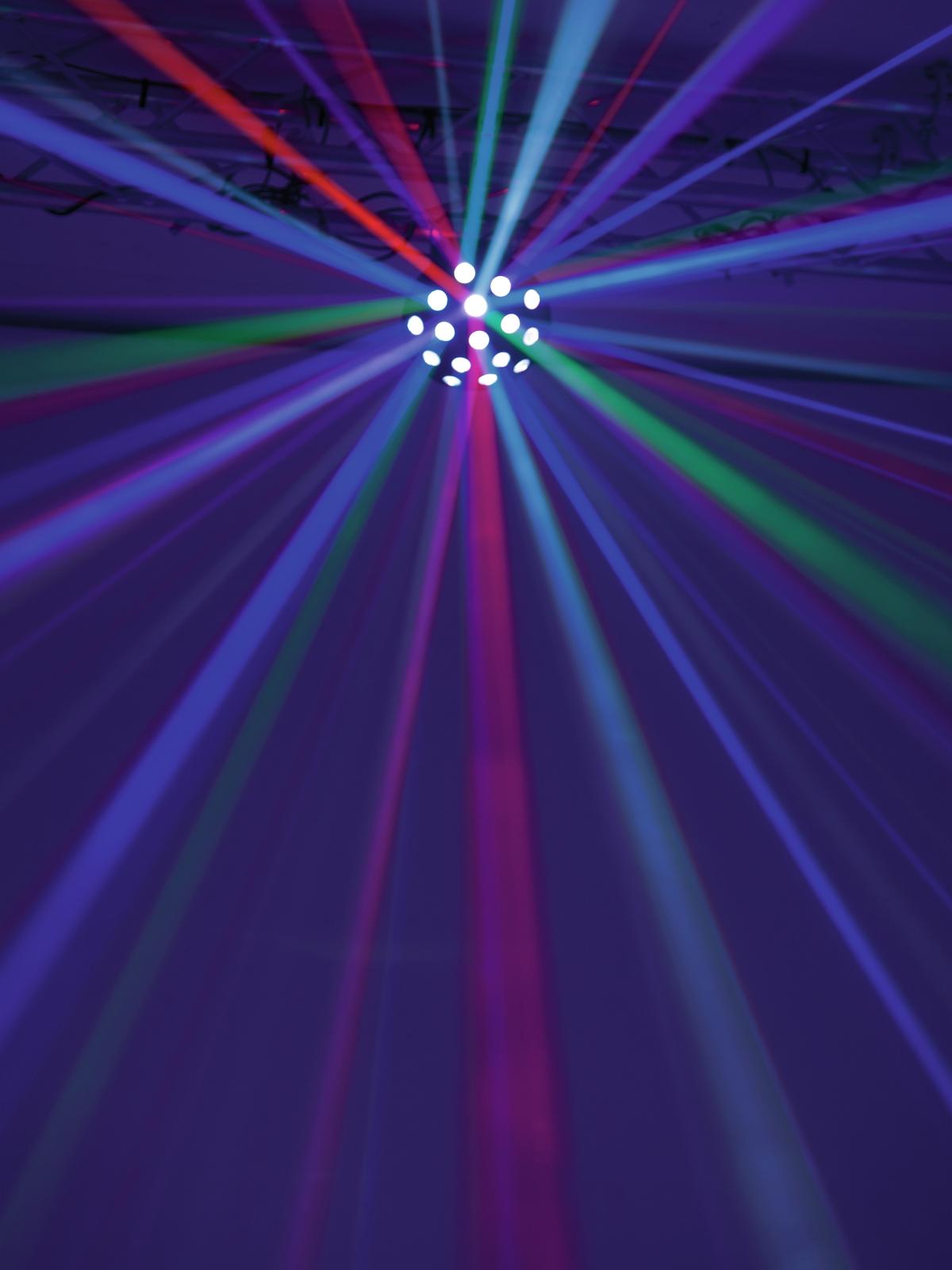 Effetto luce Light per Dj eventi a led DMX 512 Eurolite BEAM Z-1000