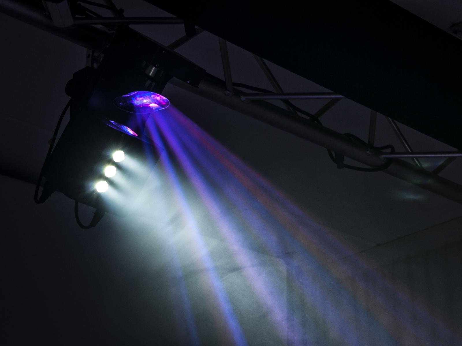 EUROLITE LED MFE-20 Ibrido Effetto del Fascio