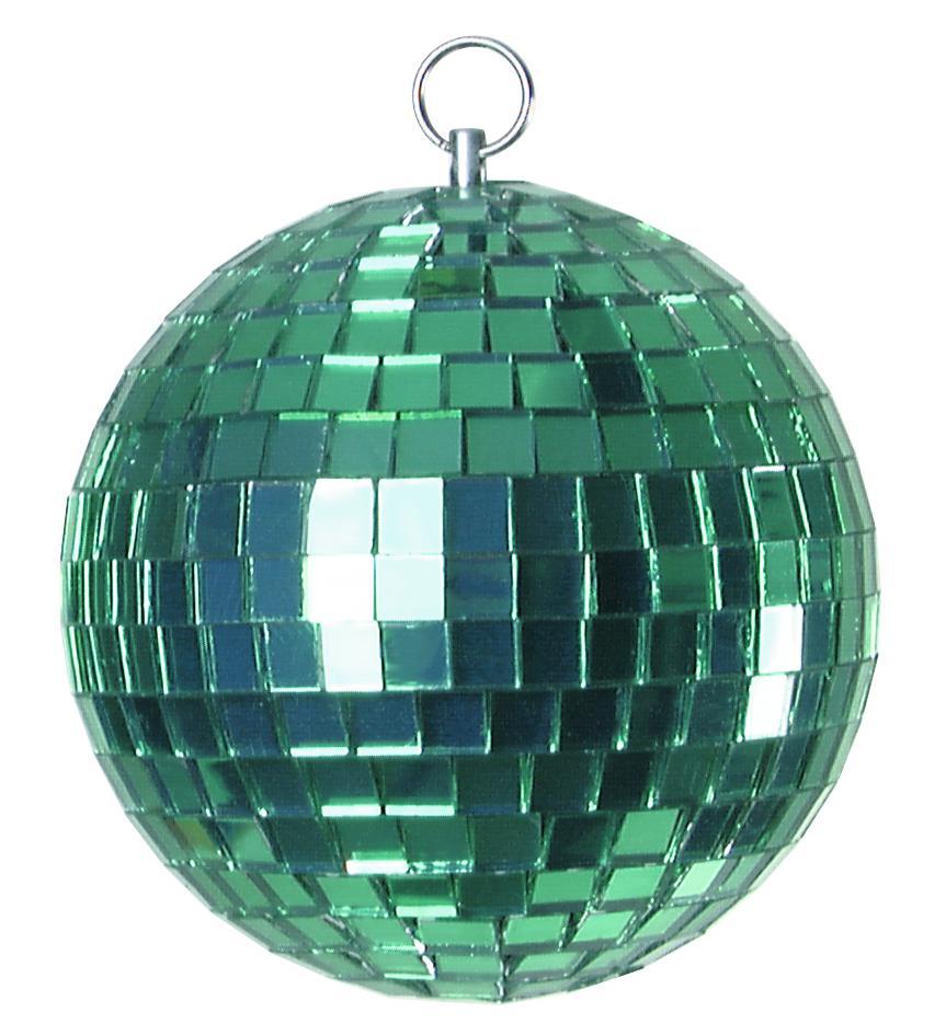 EUROLITE Mirror ball 5cm verde