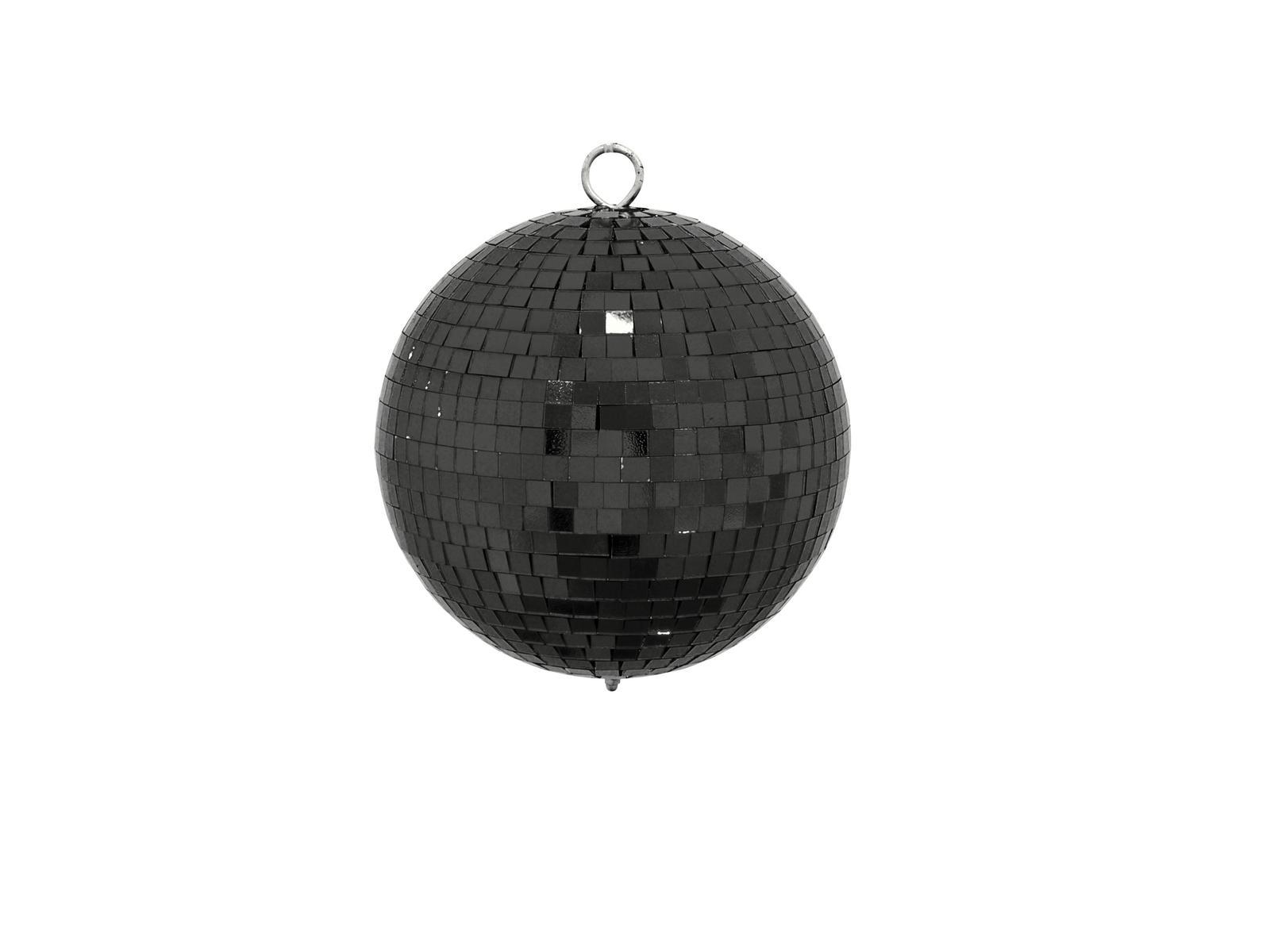 EUROLITE Mirror ball 15cm nero