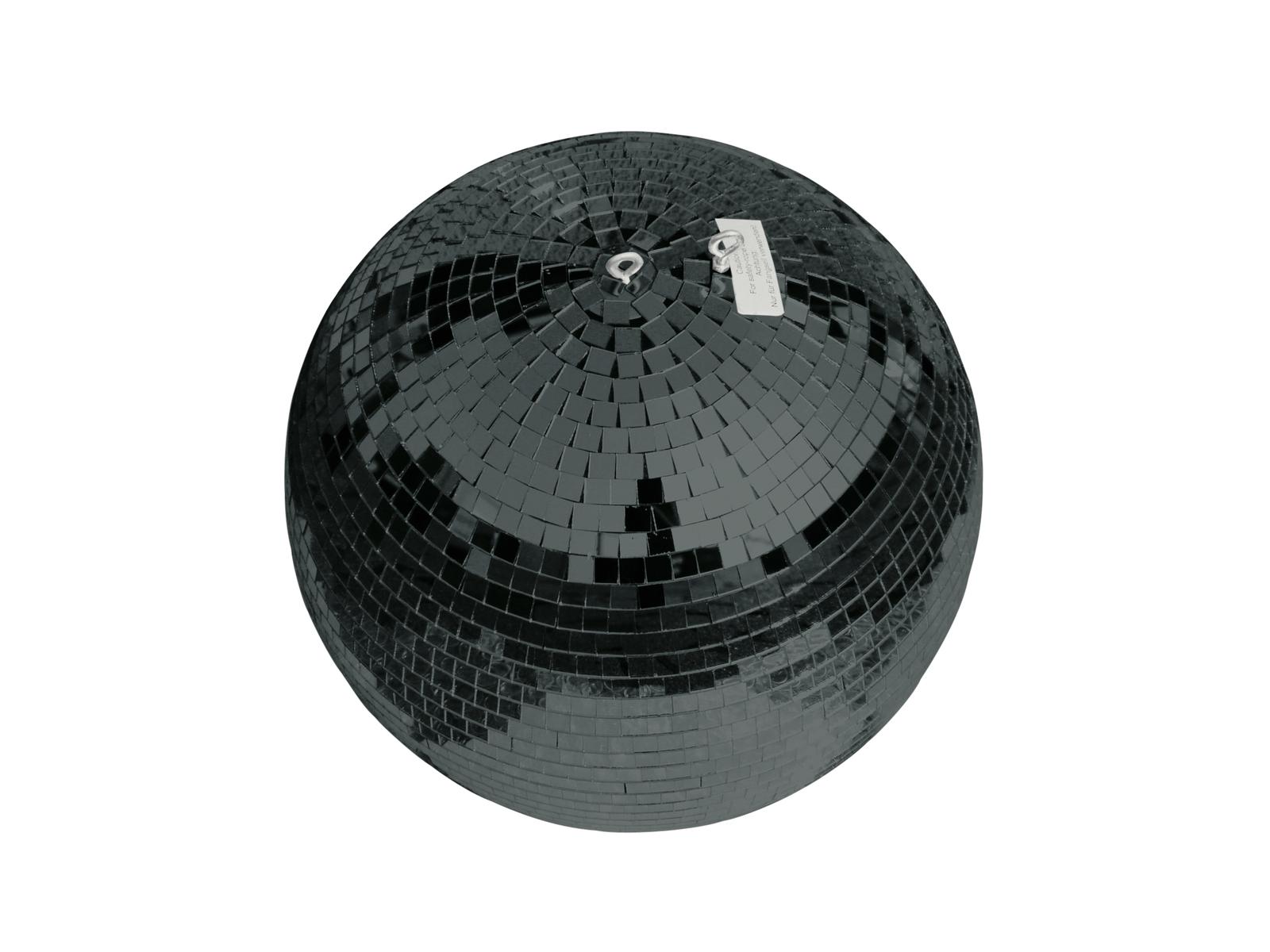 EUROLITE Mirror ball 40cm nero
