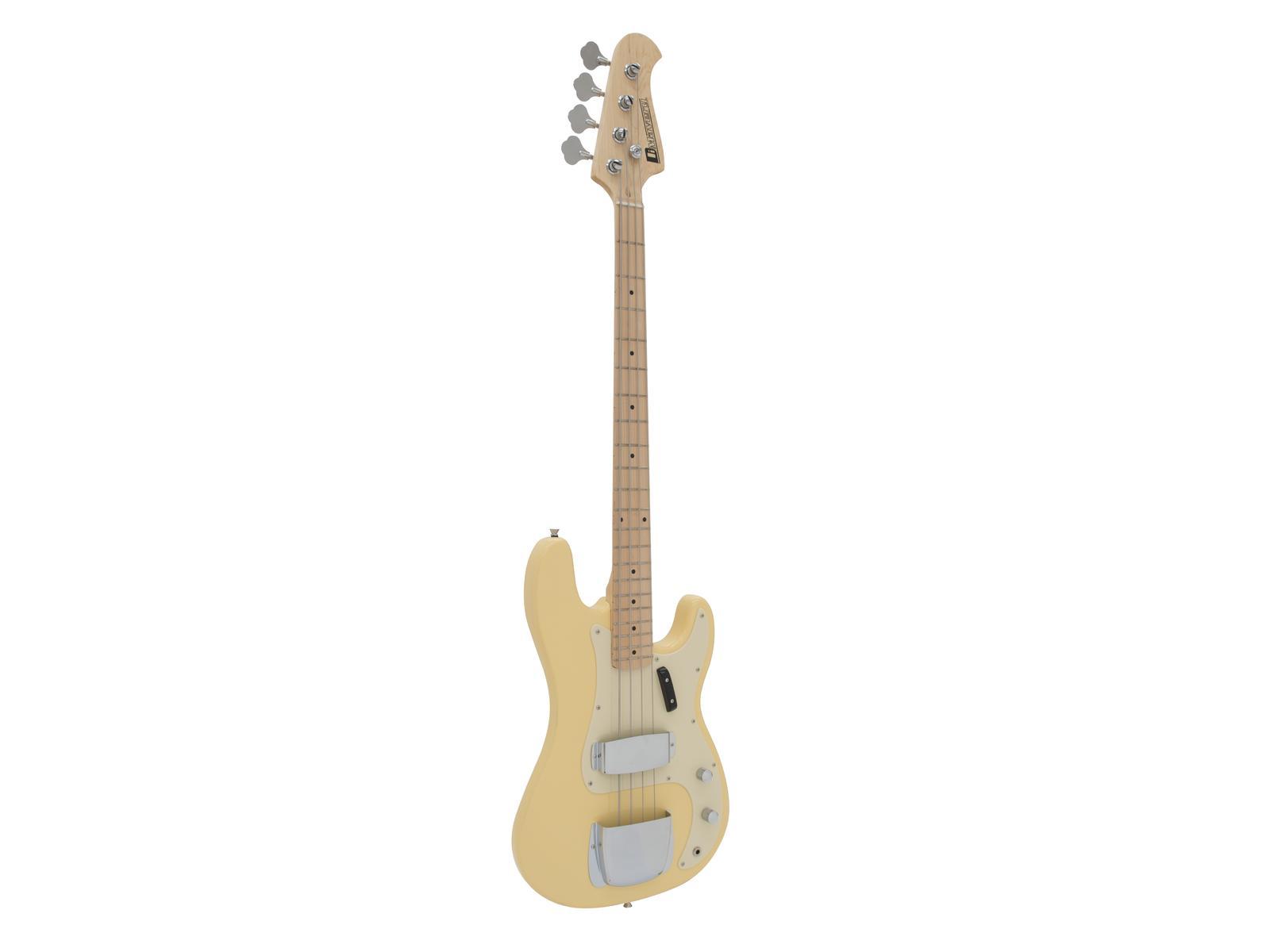 DIMAVERY PB-550 E-Bass, blond