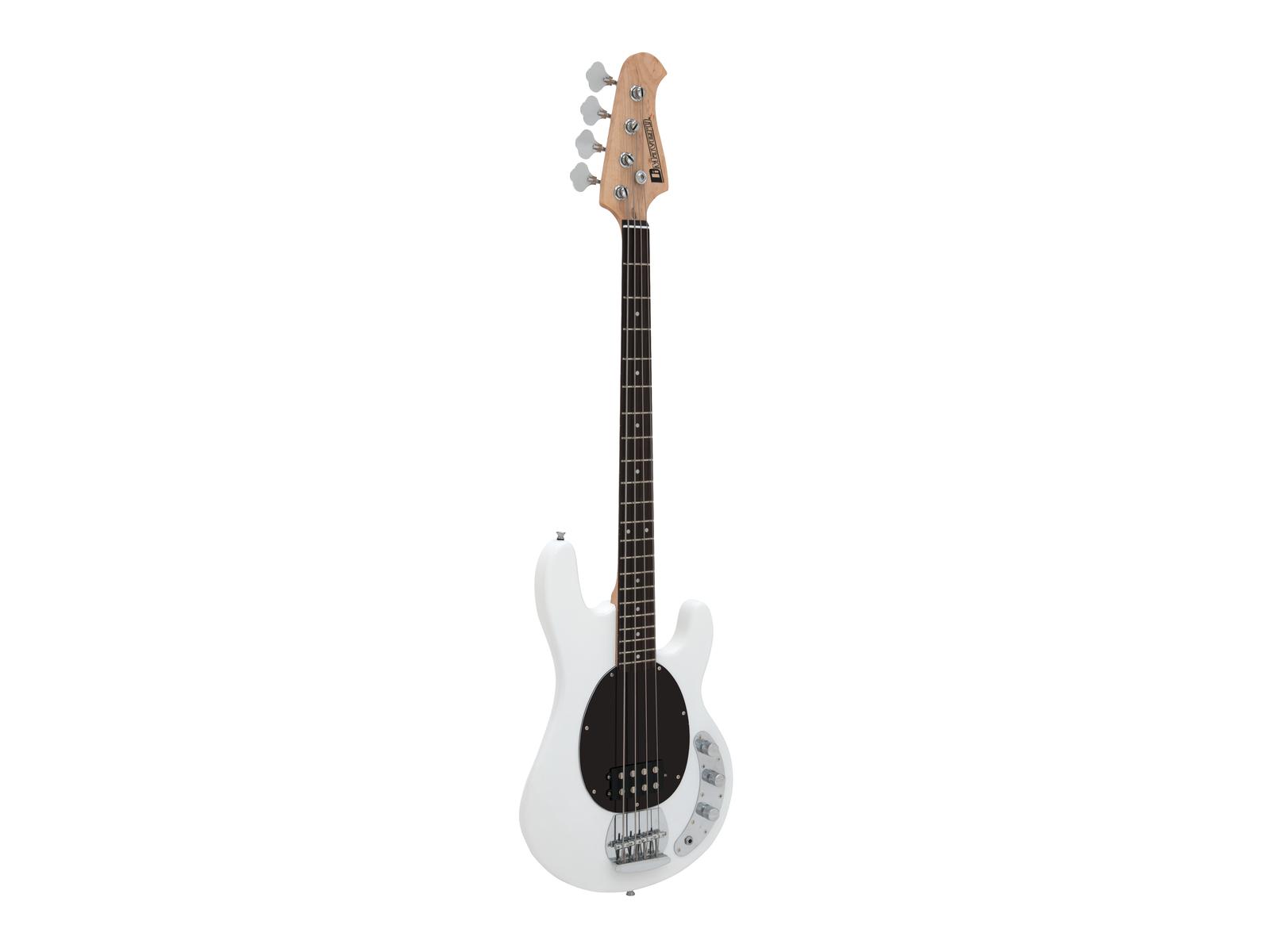 DIMAVERY MM-501 E-Bass, weiß