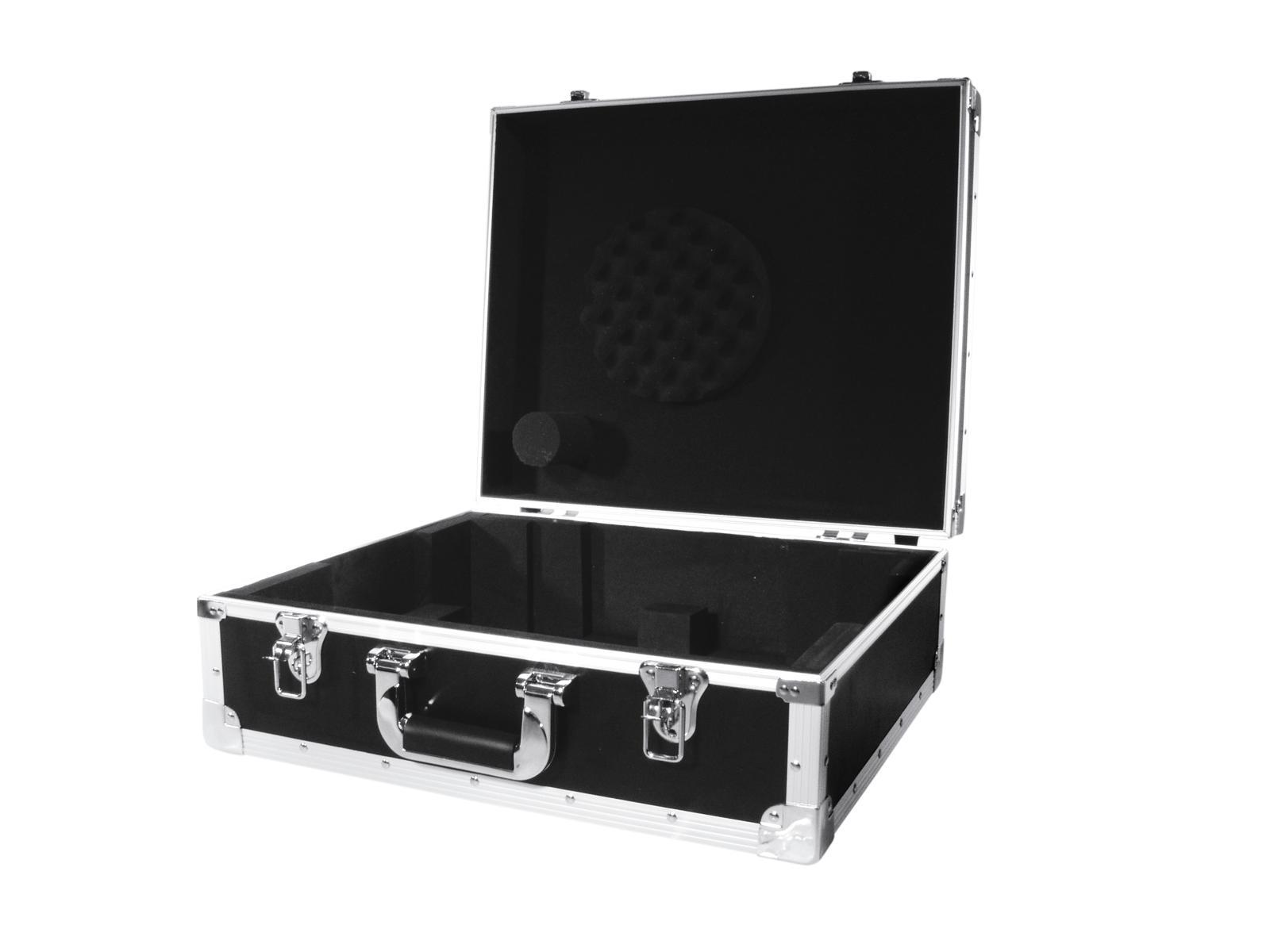 ROADINGER Plattenspieler-Case schwarz -S-