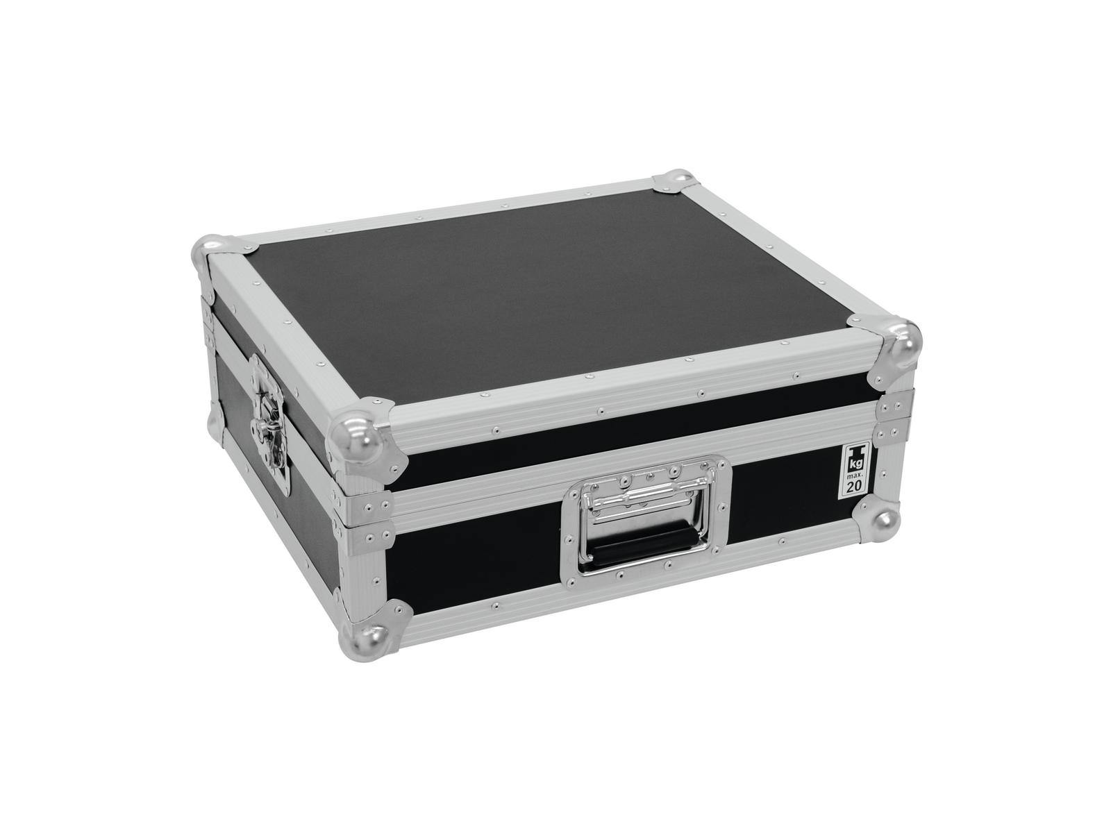 ROADINGER Plattenspieler-Case Tour Pro schwarz -B-