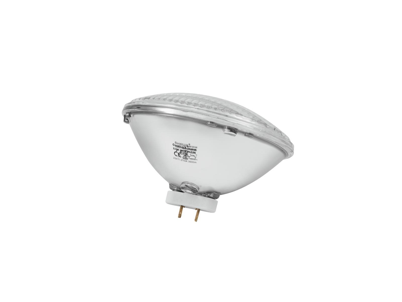 Lampada Faro per Par 56 230V/300W MFL 2000h T OMNILUX 2750 K