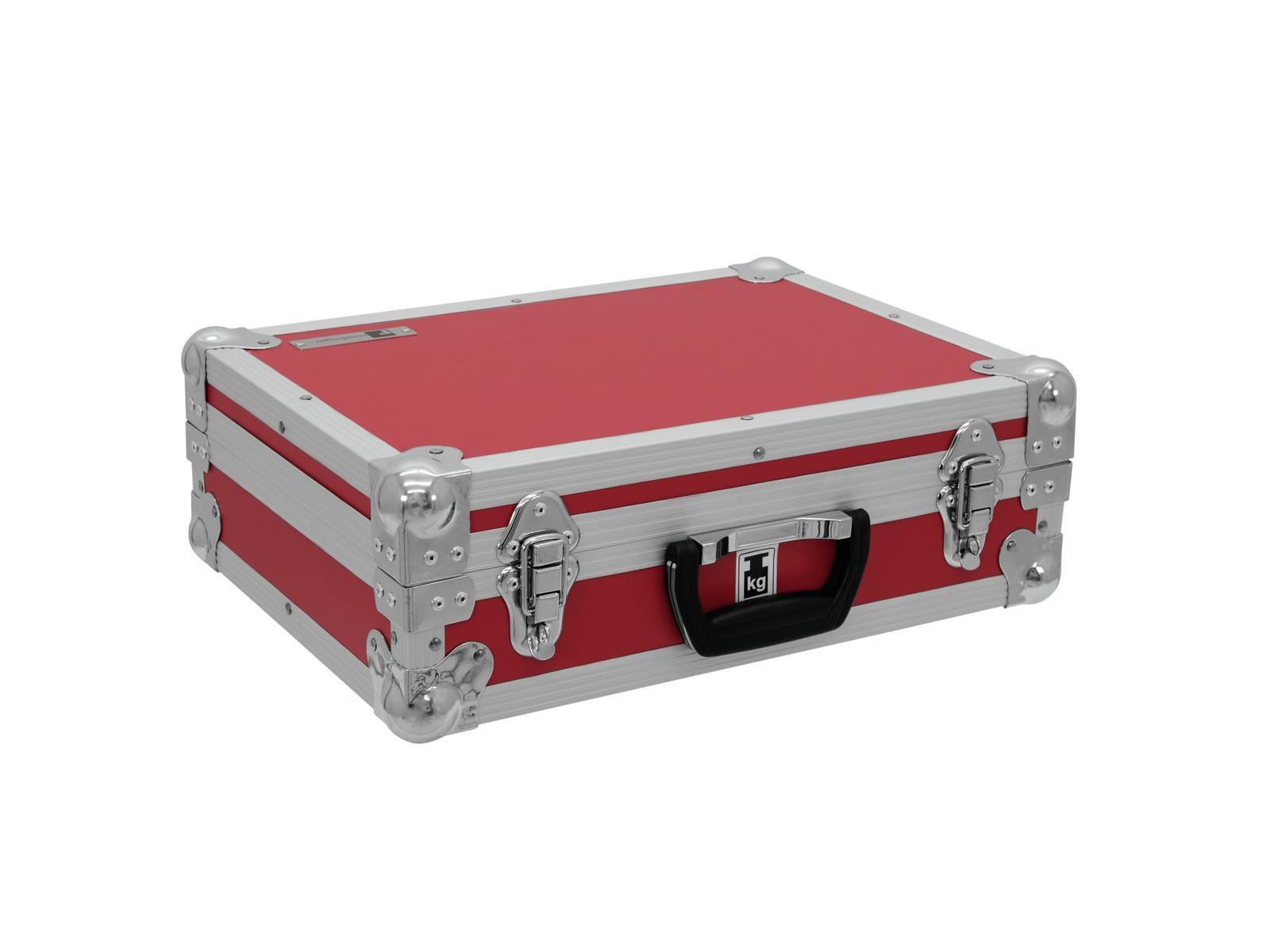 ROADINGER Universal-Koffer-Case FOAM, rot