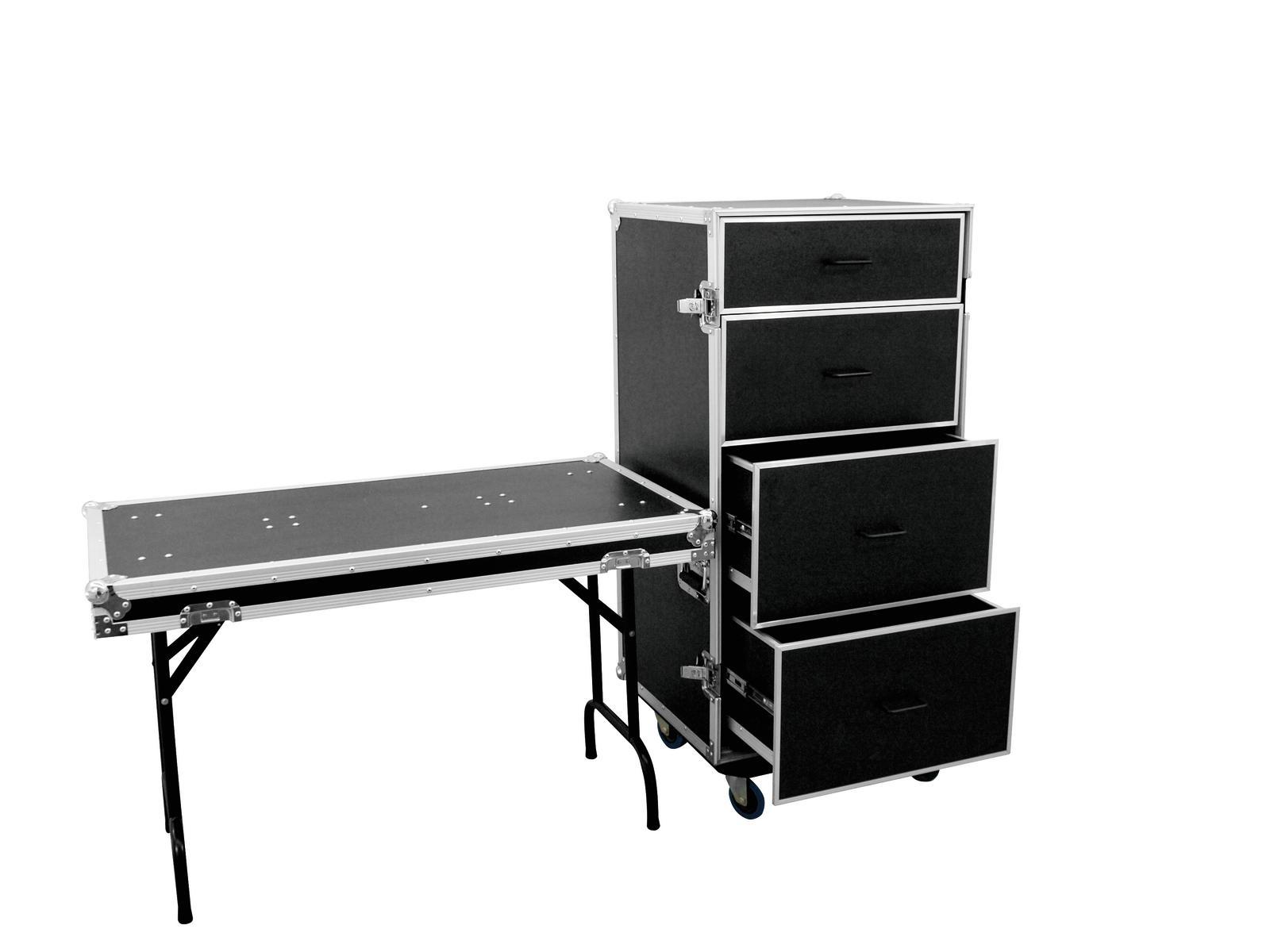 ROADINGER Universal-Schubladen-Case FD-1 mit Rollen