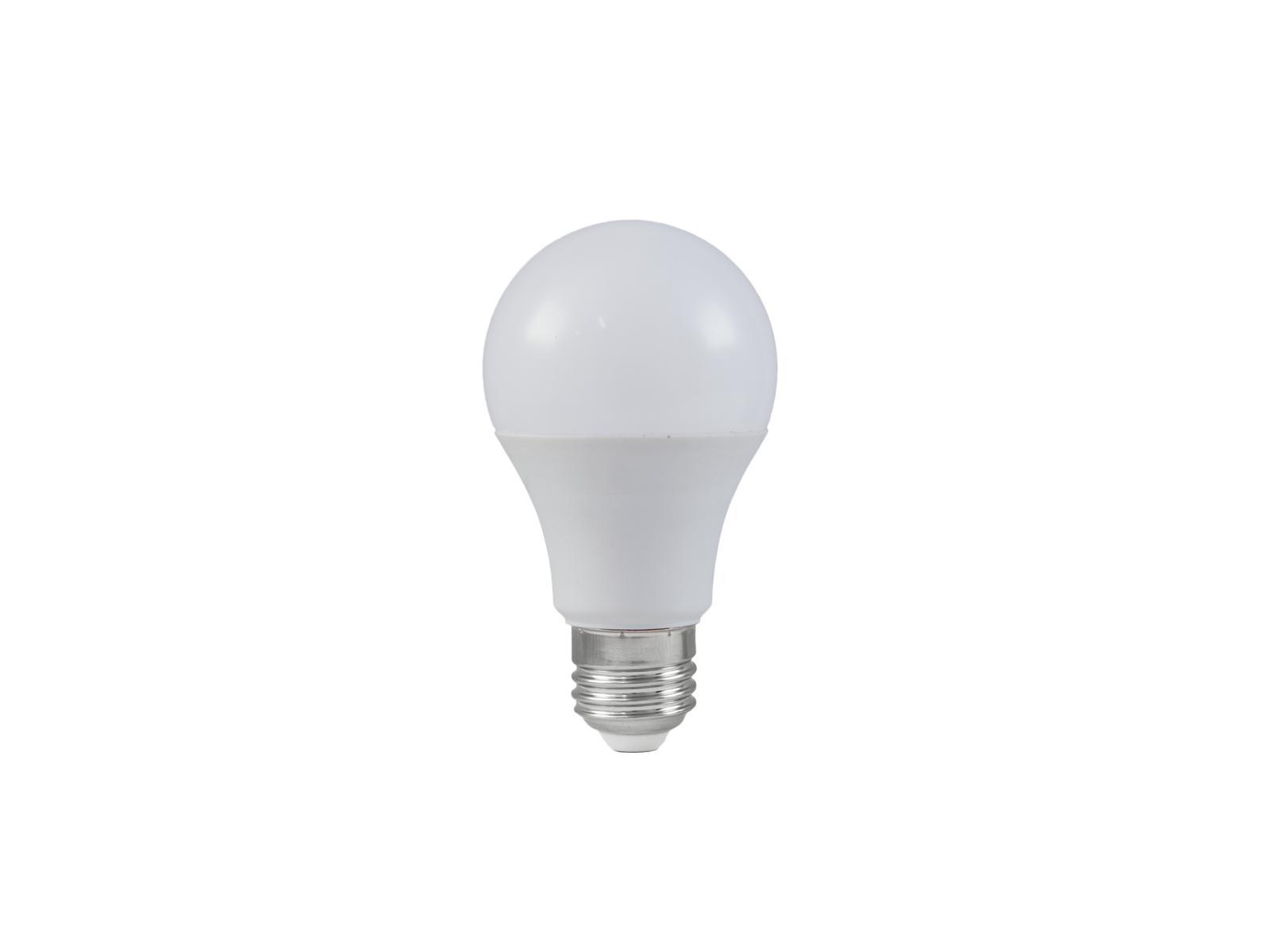 Lampada a led bianca A60 230V 3W E-27 3200K OMNILUX