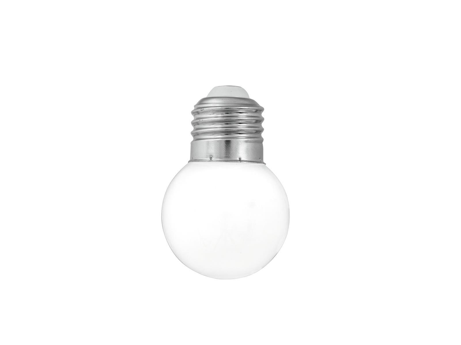 OMNILUX LED G45 230V 1W E-27 bianco 6400K