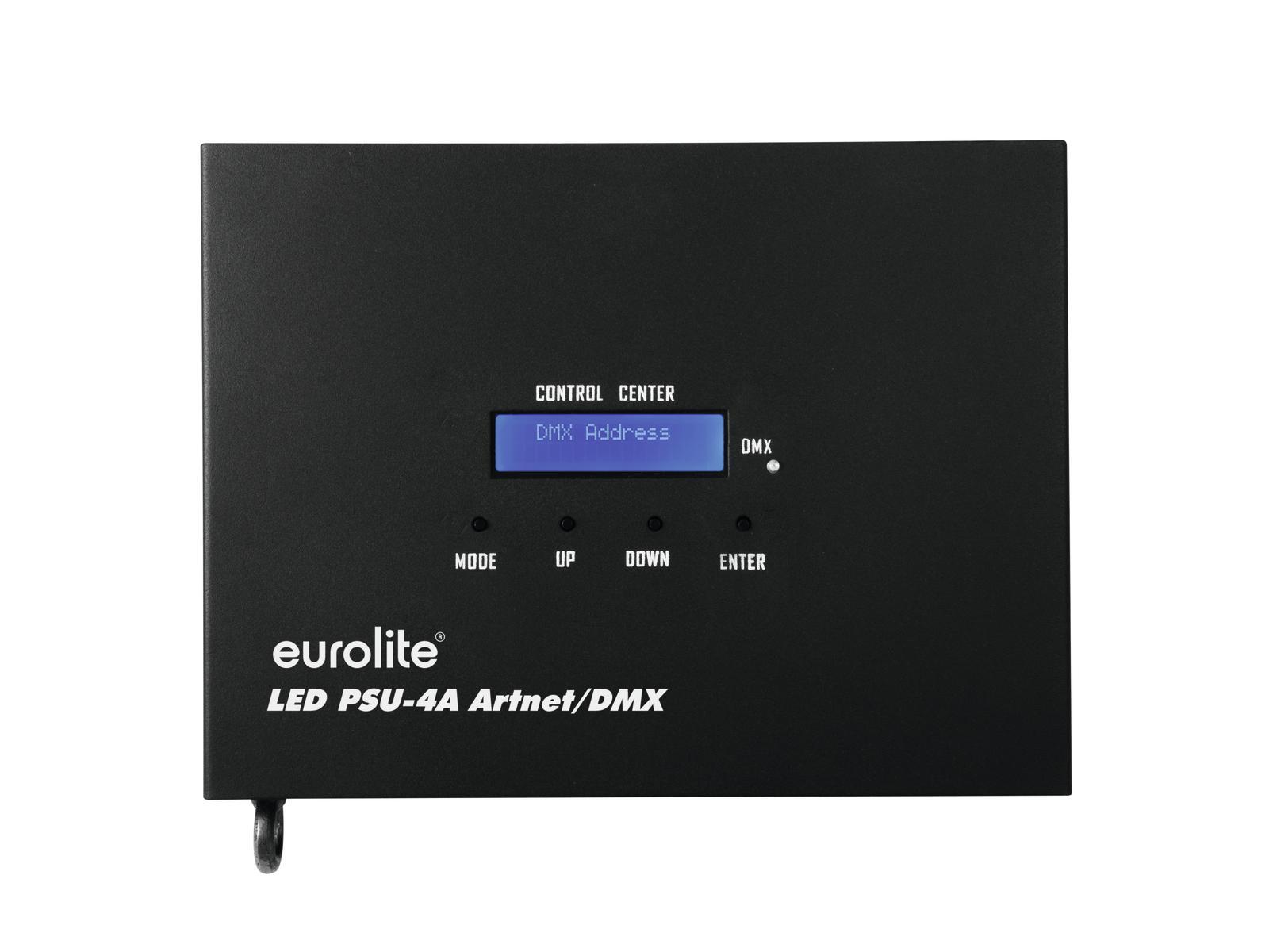 EUROLITE LED PSU-4A Artnet/DMX
