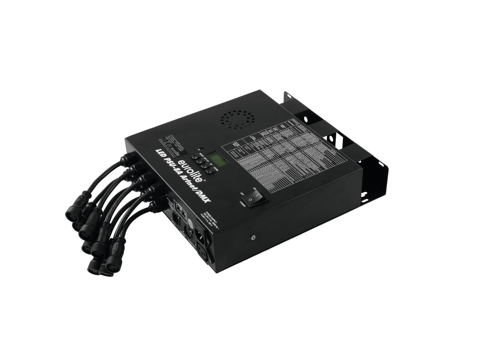 EUROLITE LED PSU-8A Artnet/DMX