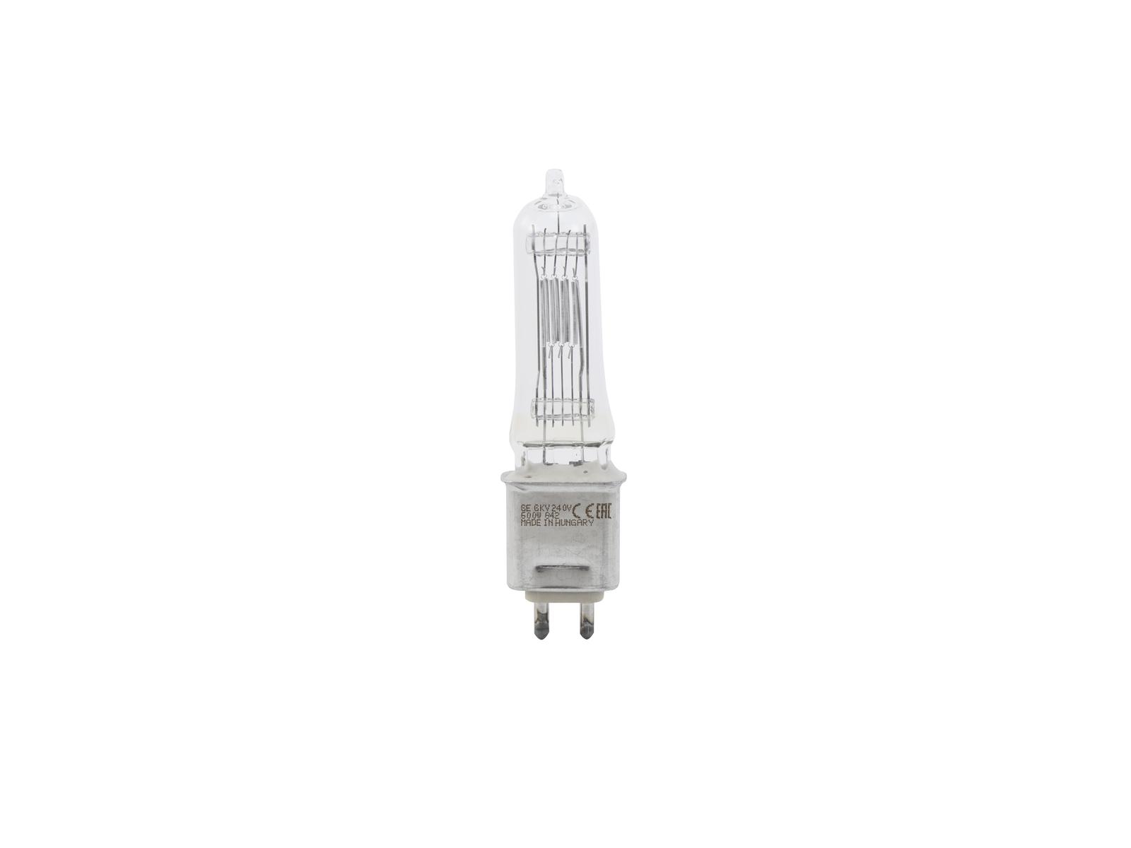 GE GKV800 240V/800W G-9.5 250h 3200K