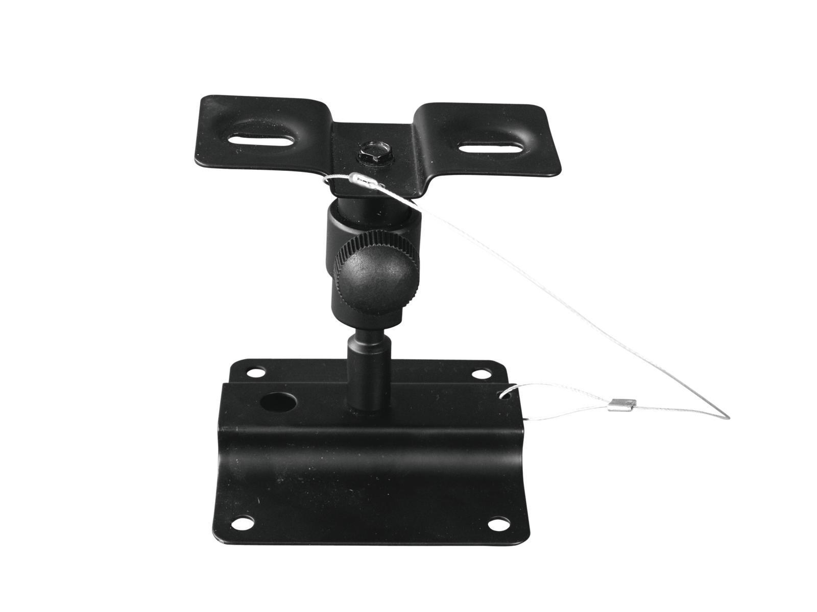 OMNITRONIC supporto di montaggio a Parete per satelliti 2x