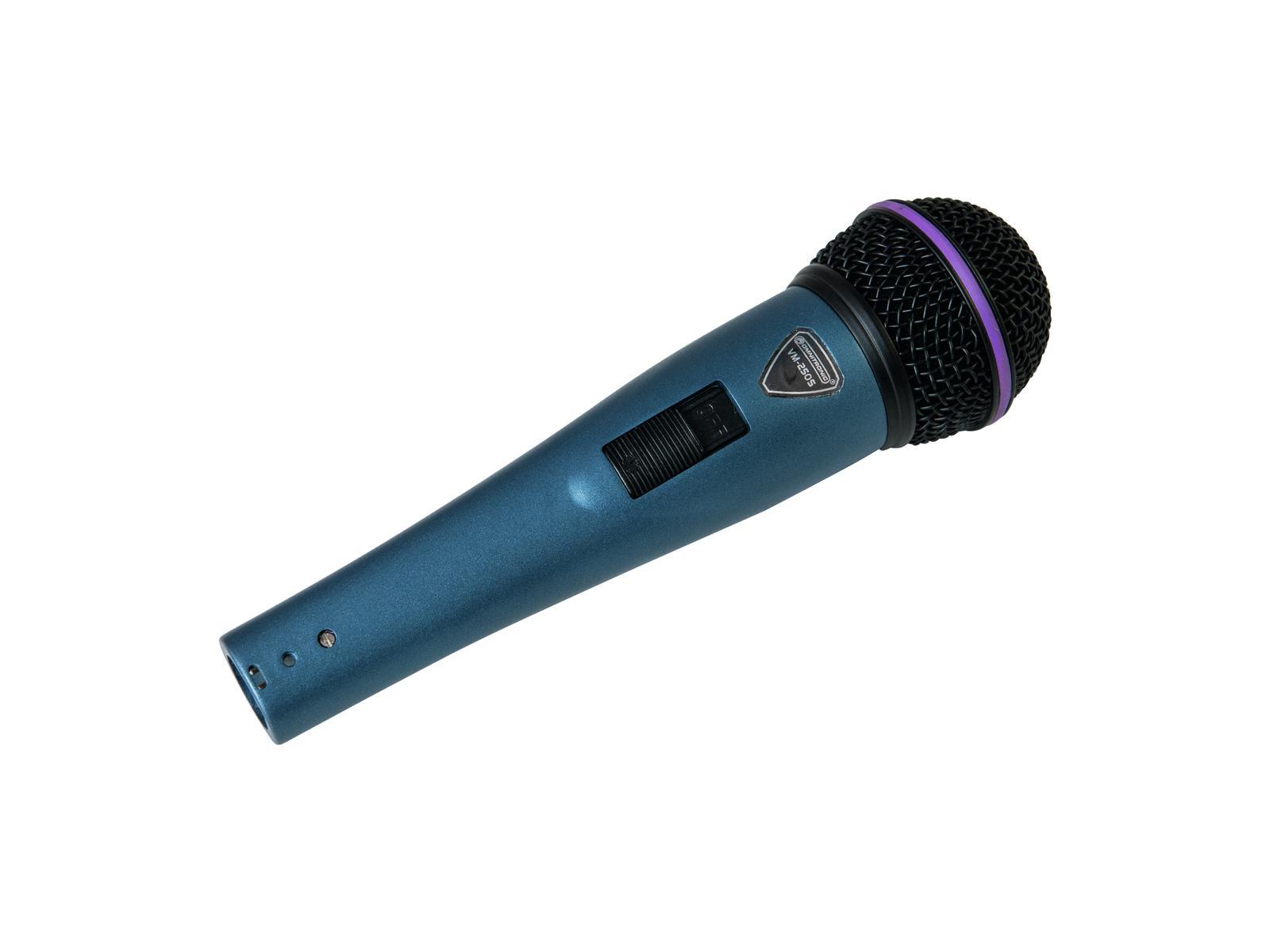 Microfono dinamico OMNITRONIC VM-250 S PRO