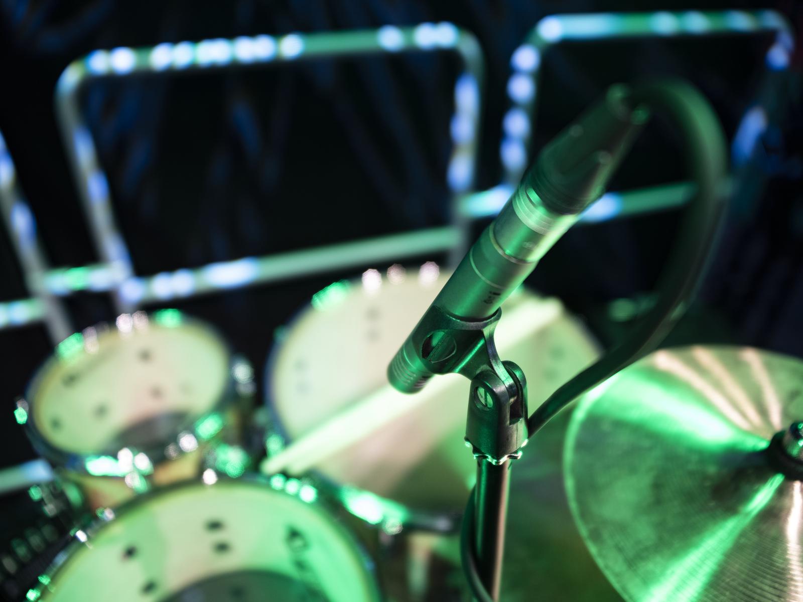 OMNITRONIC MIC 77H Overhead-Schlagzeugmikrofon